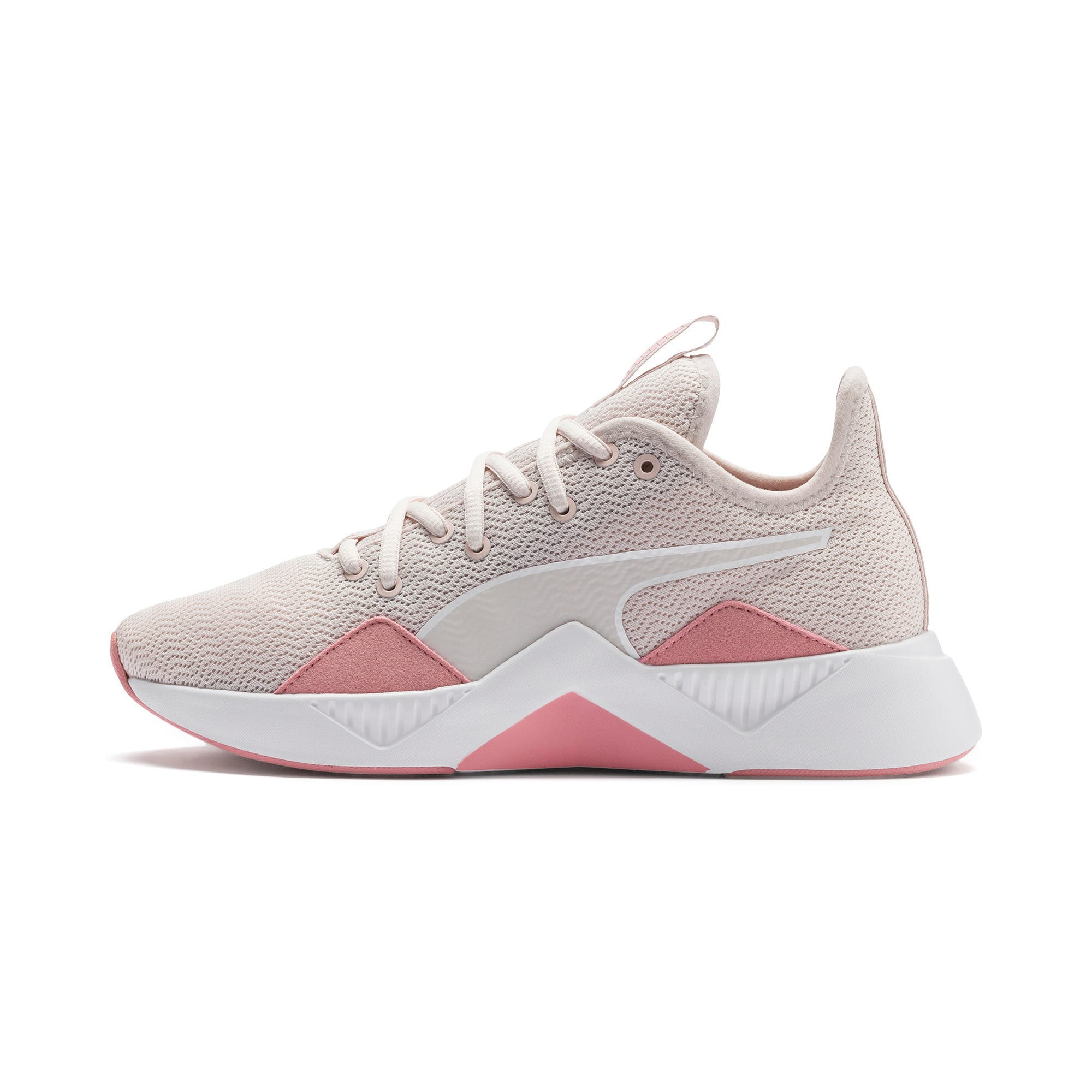 Thumbnail 1 of Incite FS Shift Women's Trainers, Pastel Parchment-Rose-White, medium-IND