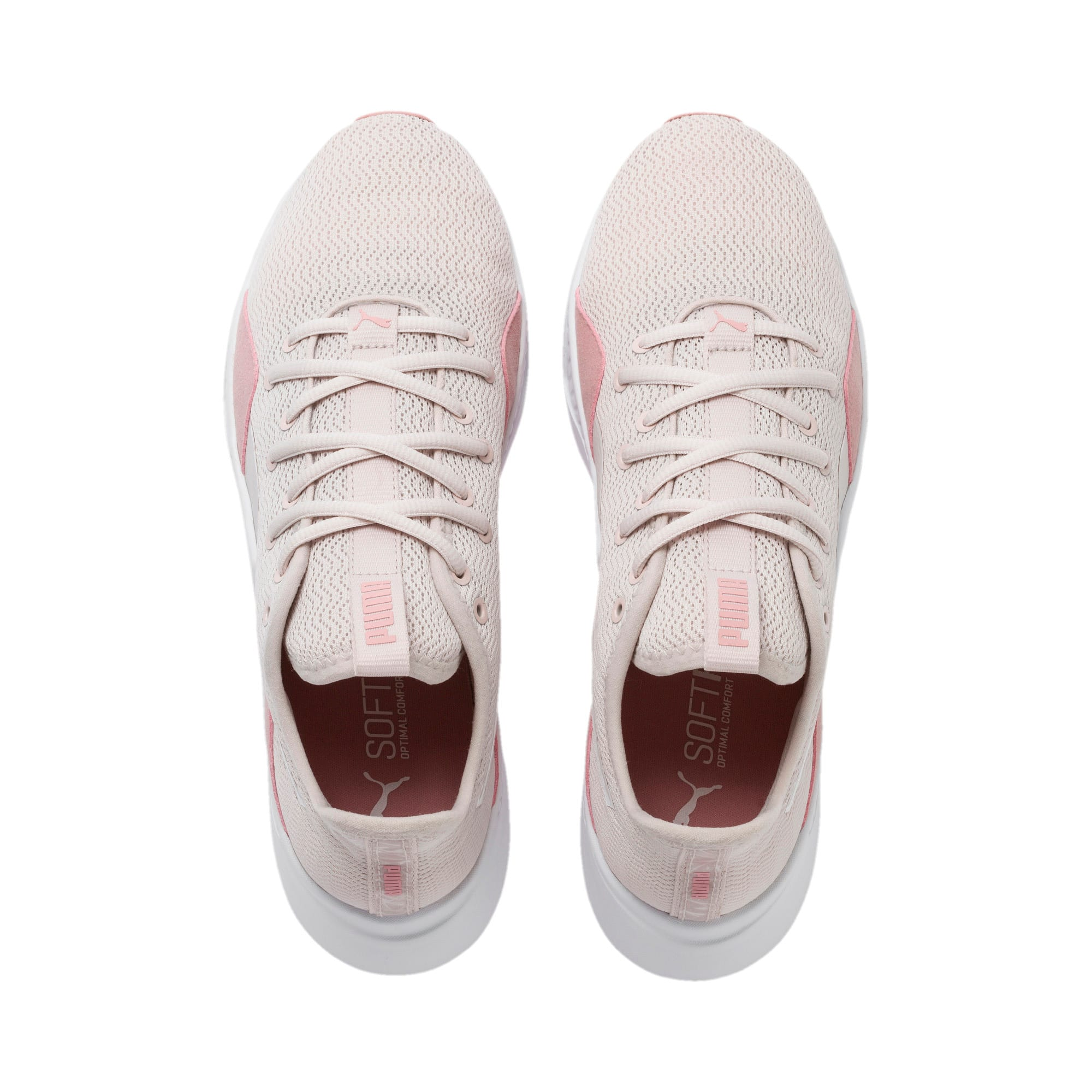 Thumbnail 8 of Incite FS Shift Women's Trainers, Pastel Parchment-Rose-White, medium-IND