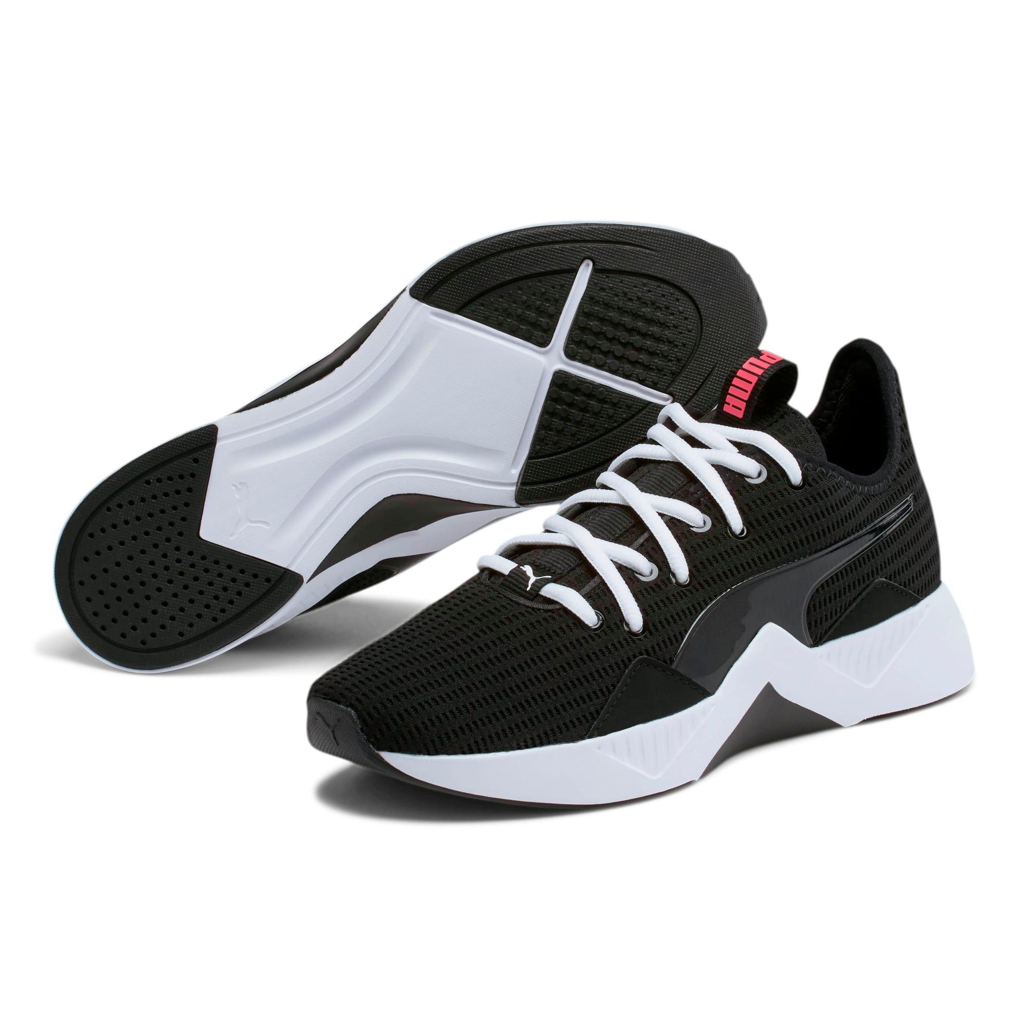 Thumbnail 3 of Incite FS Shift Women's Training Shoes, Puma Black-Nrgy Rose, medium