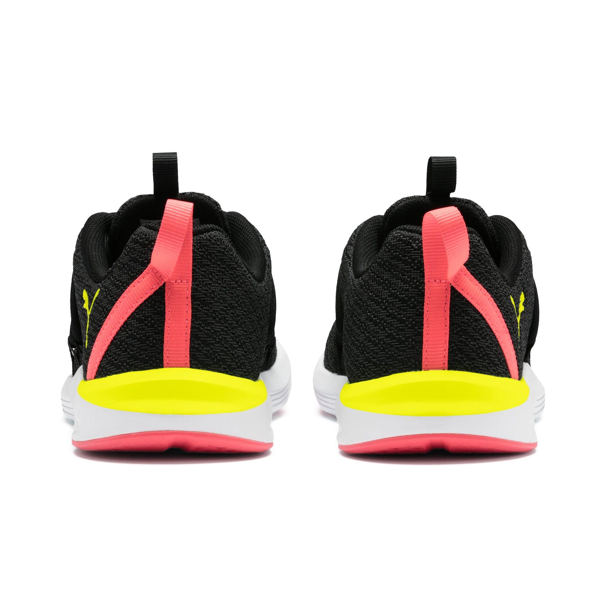 Thumbnail 4 van Prowl Alt Neon sportschoenen voor vrouwen, Puma Black-Yellow Alert, medium