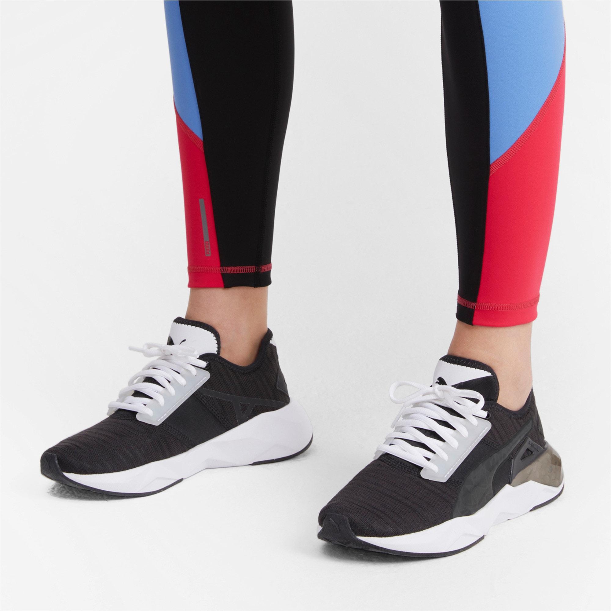 Imagen en miniatura 2 de Zapatillass de mujer CELL Plasmic, Puma Black-Puma White, mediana