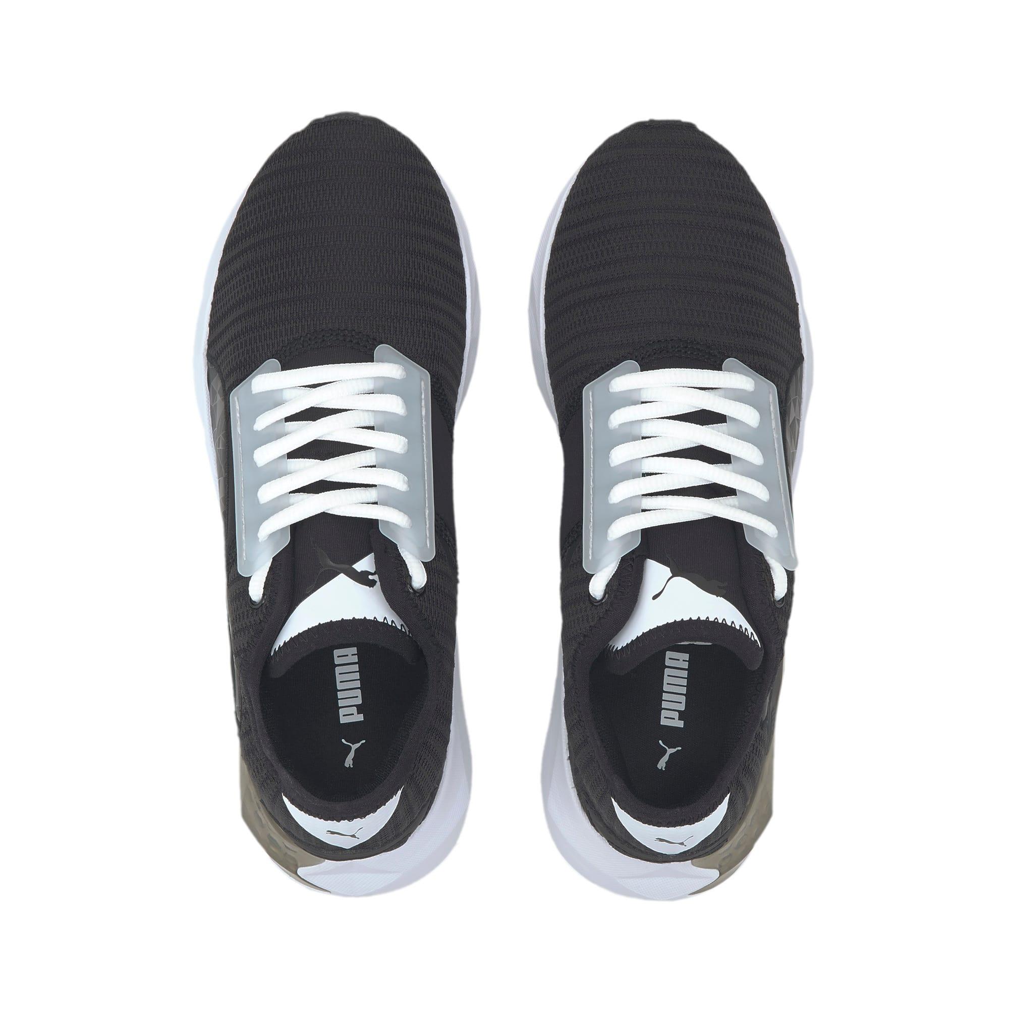 Imagen en miniatura 7 de Zapatillass de mujer CELL Plasmic, Puma Black-Puma White, mediana