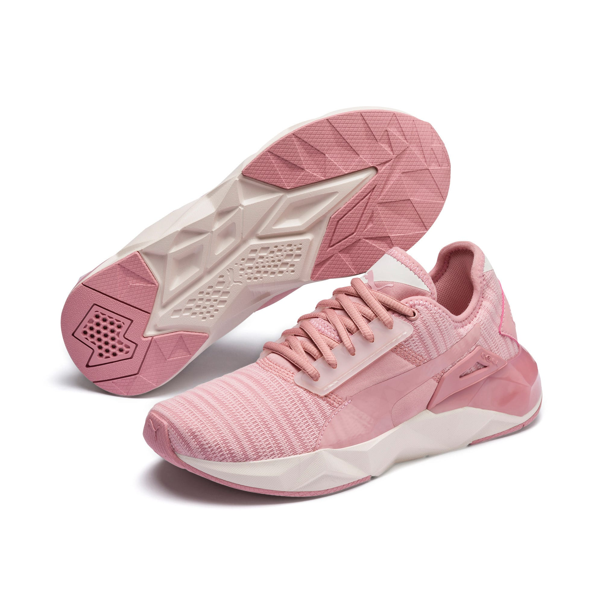 Thumbnail 4 of CELL Plasmic Women's Trainers, Bridal Rose-Pastel Parchment, medium-IND