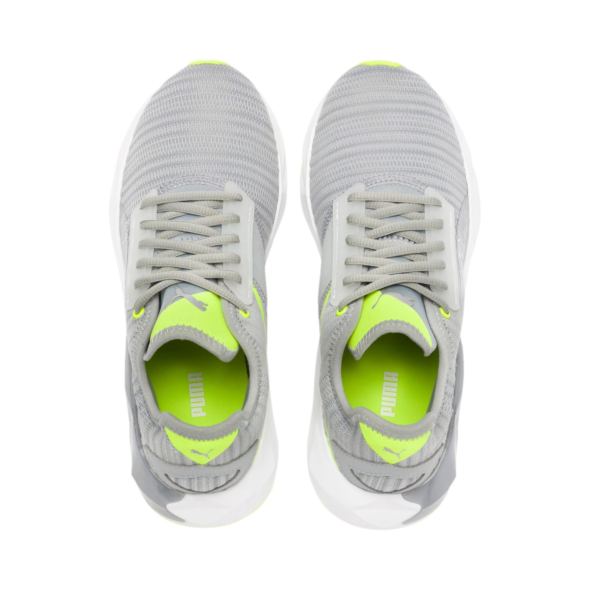 Thumbnail 7 of CELL Plasmic Damen Sneaker, Quarry-Puma White, medium