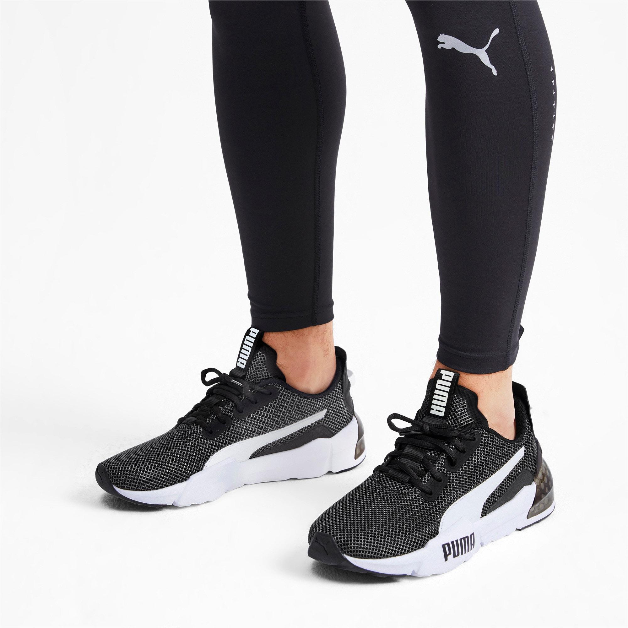 Thumbnail 2 of CELL Phase Men's Training Shoes, Puma Black-Puma White, medium