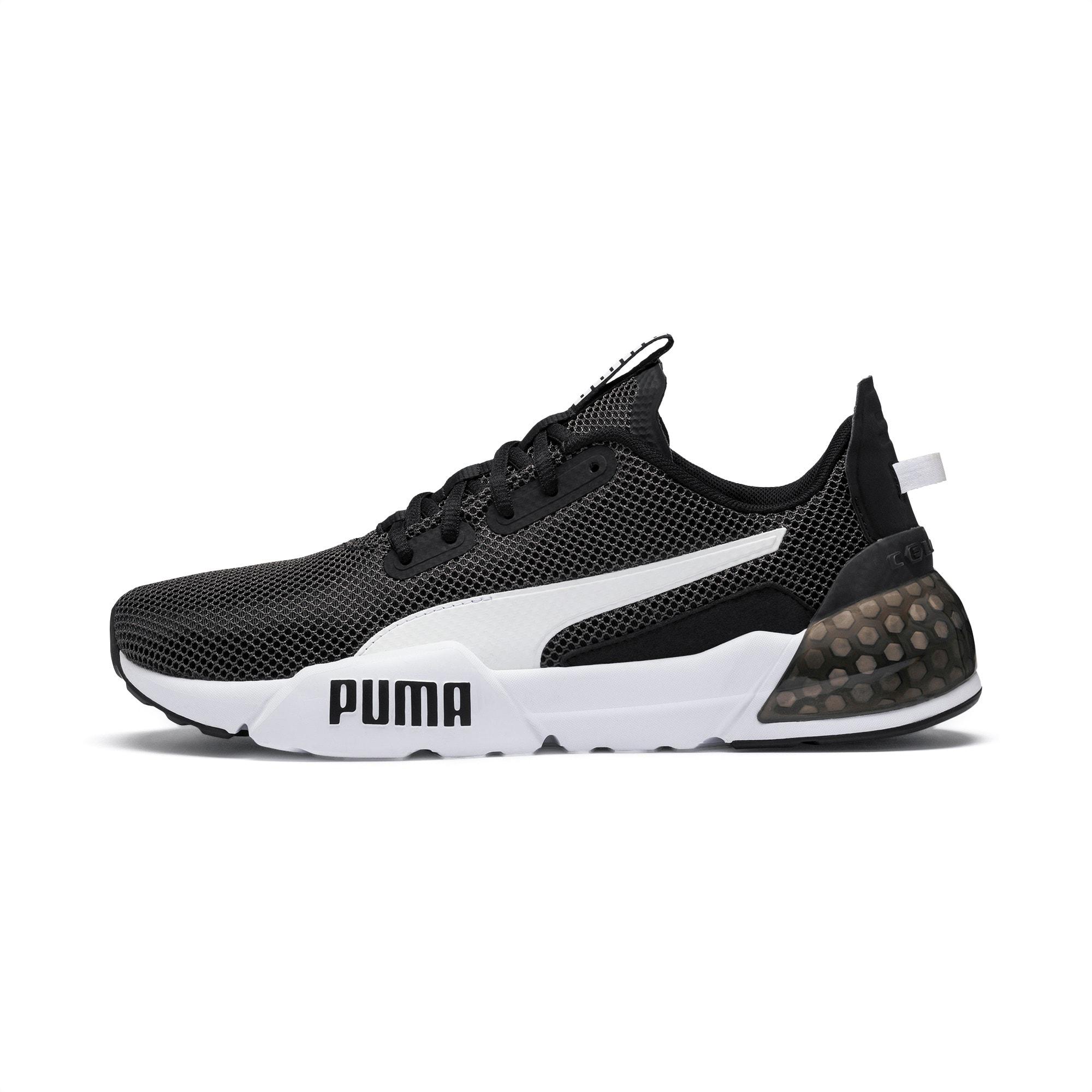basket puma runing