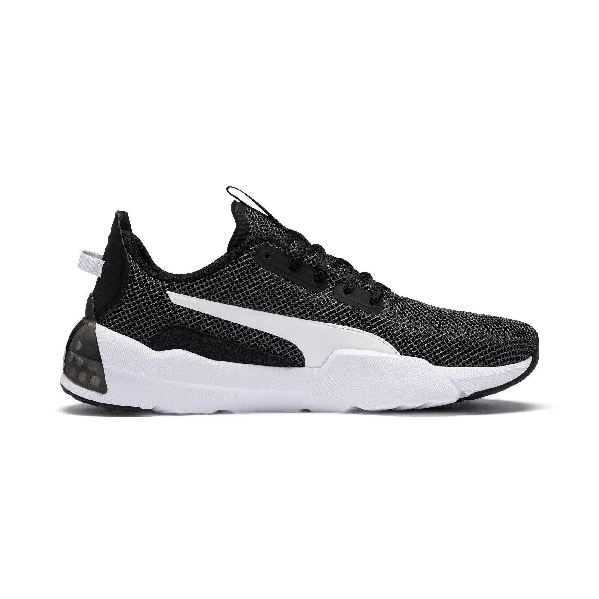 Thumbnail 6 of CELL Phase Herren Running Sneaker, Puma Black-Puma White, medium