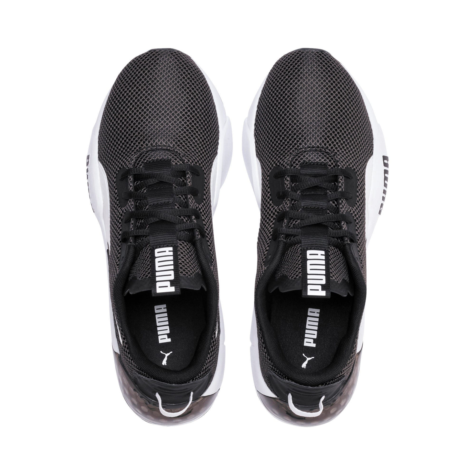 Thumbnail 7 of CELL Phase Herren Running Sneaker, Puma Black-Puma White, medium