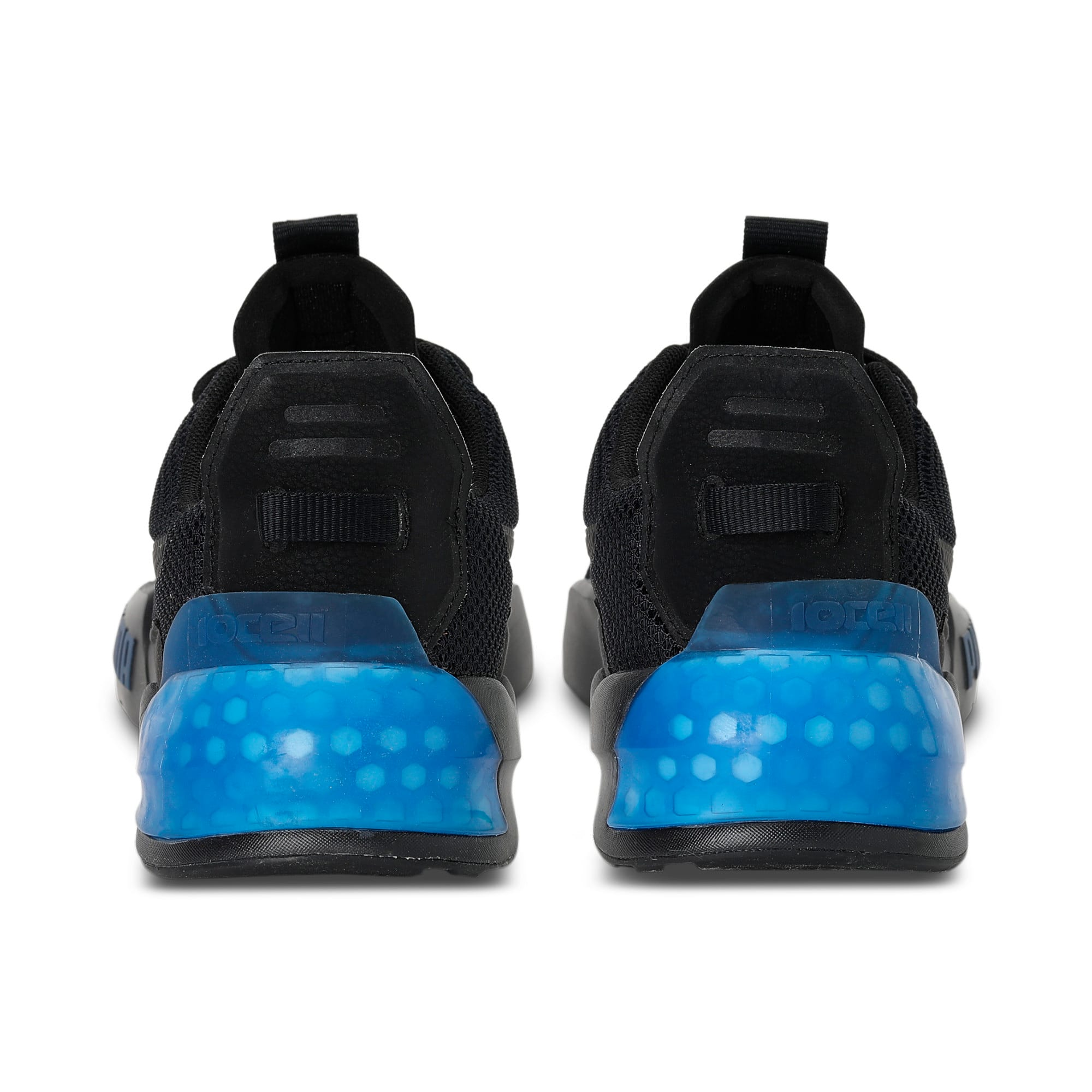 Thumbnail 5 of CELL Phase Men's Running Trainers, Puma Black-Galaxy Blue, medium-IND