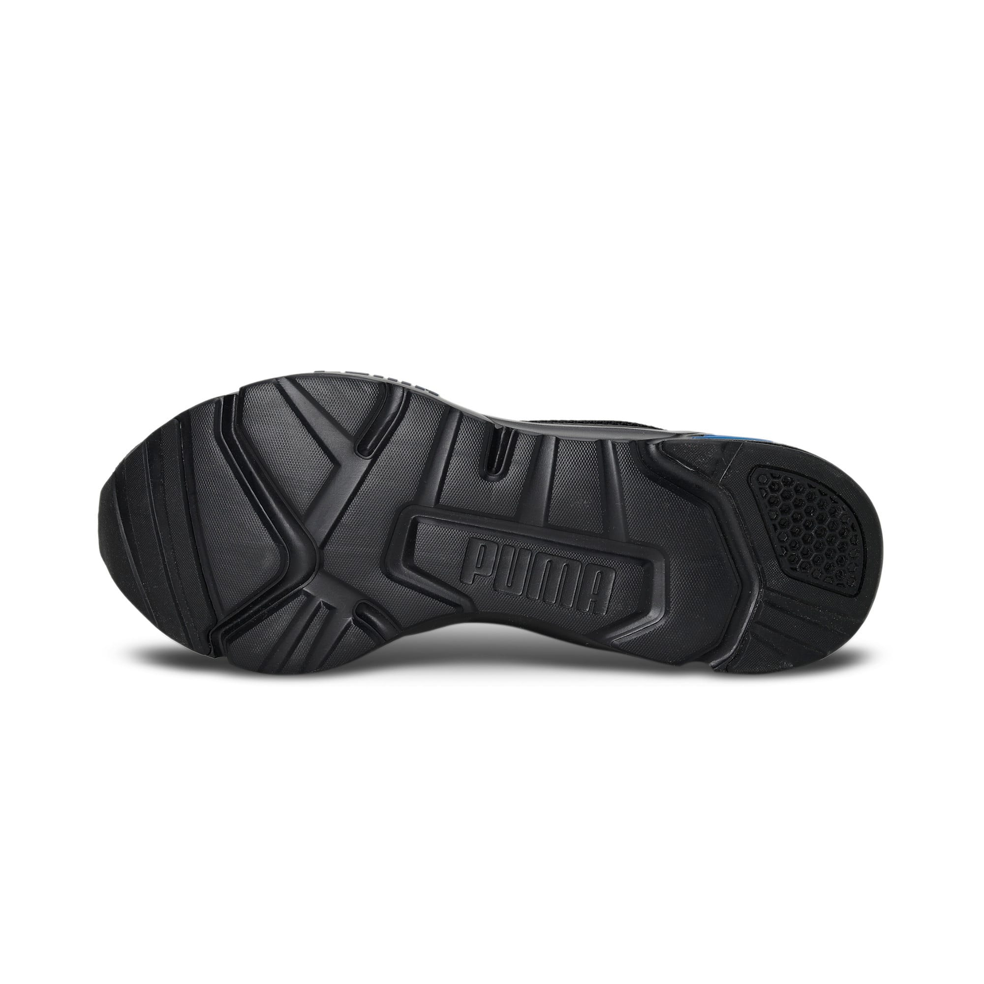 Thumbnail 6 of CELL Phase Men's Running Trainers, Puma Black-Galaxy Blue, medium-IND