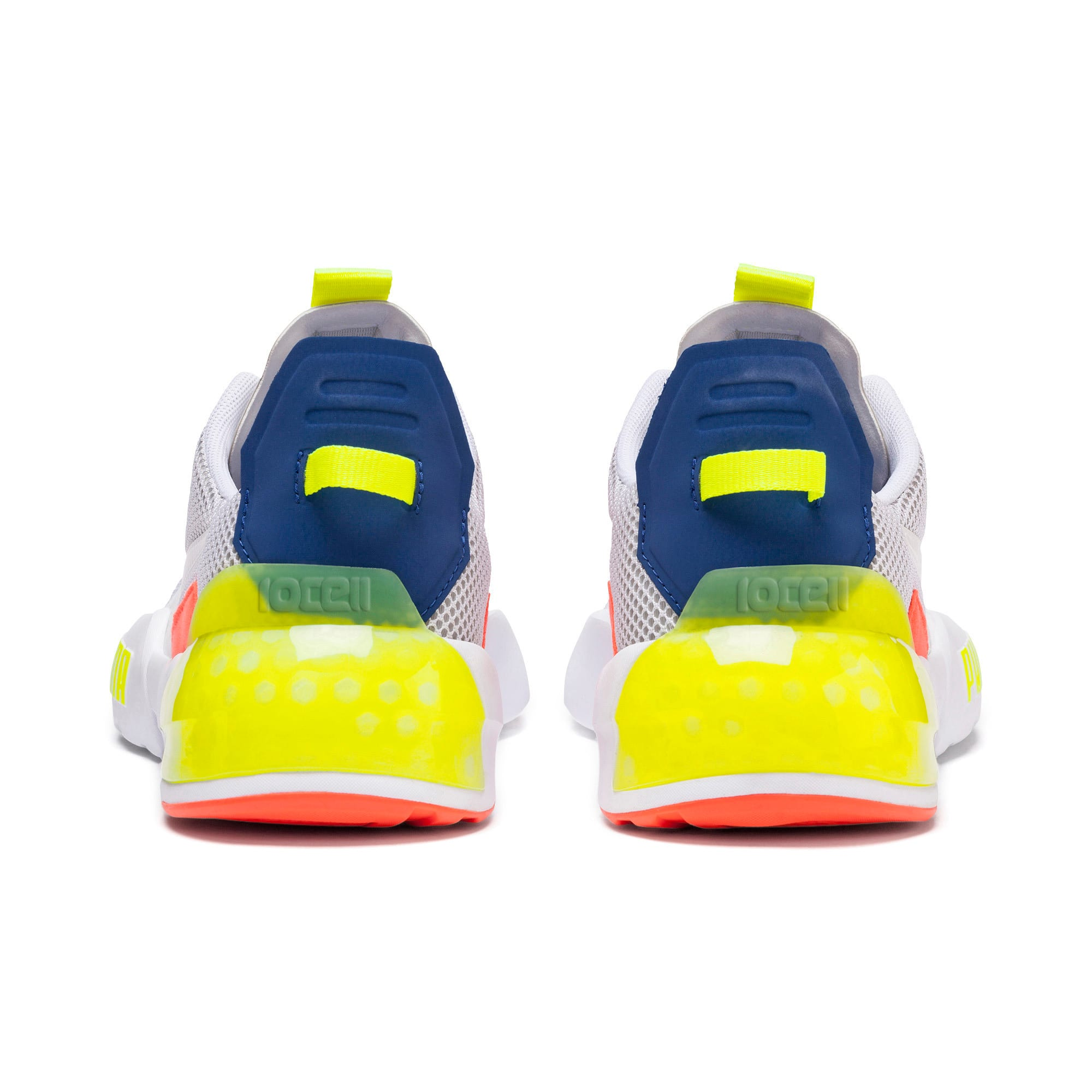 Thumbnail 5 of CELL Phase Men's Training Shoes, White-GalaxyBlue-YellowAlert, medium