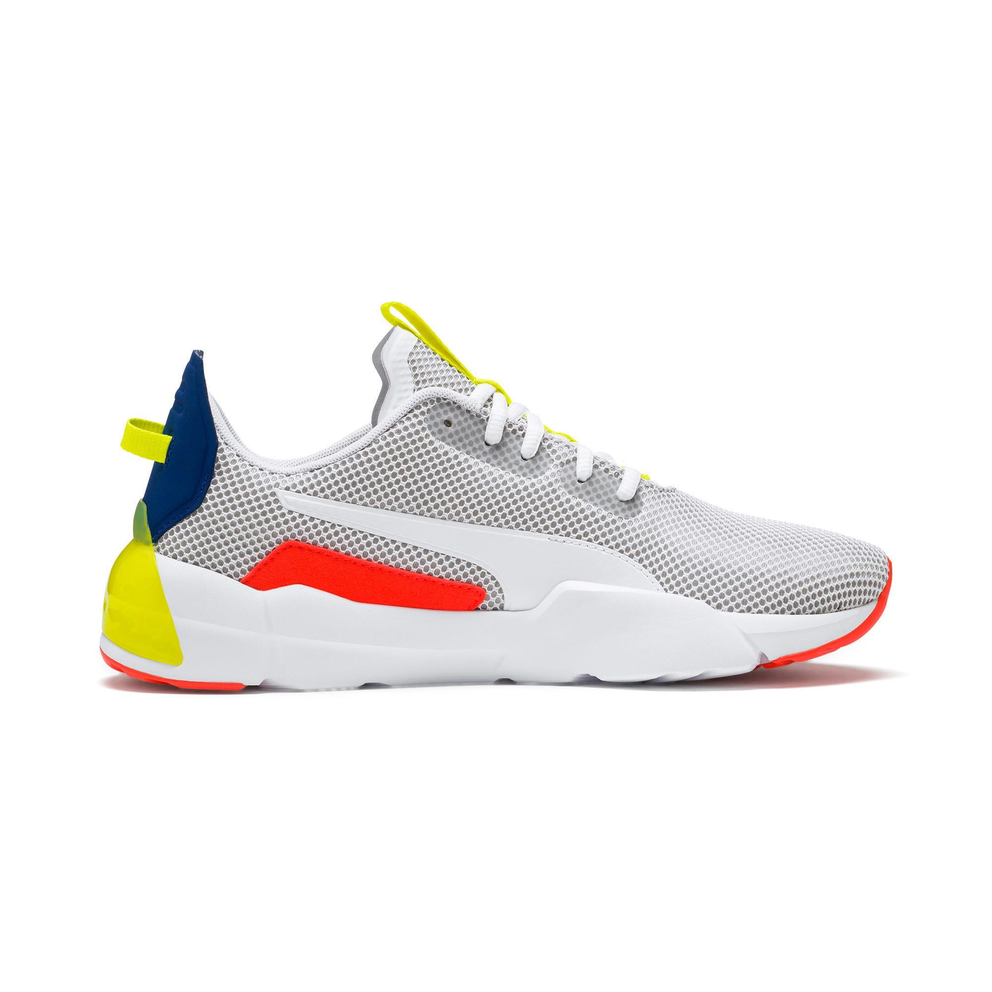 Thumbnail 6 of CELL Phase Men's Training Shoes, White-GalaxyBlue-YellowAlert, medium