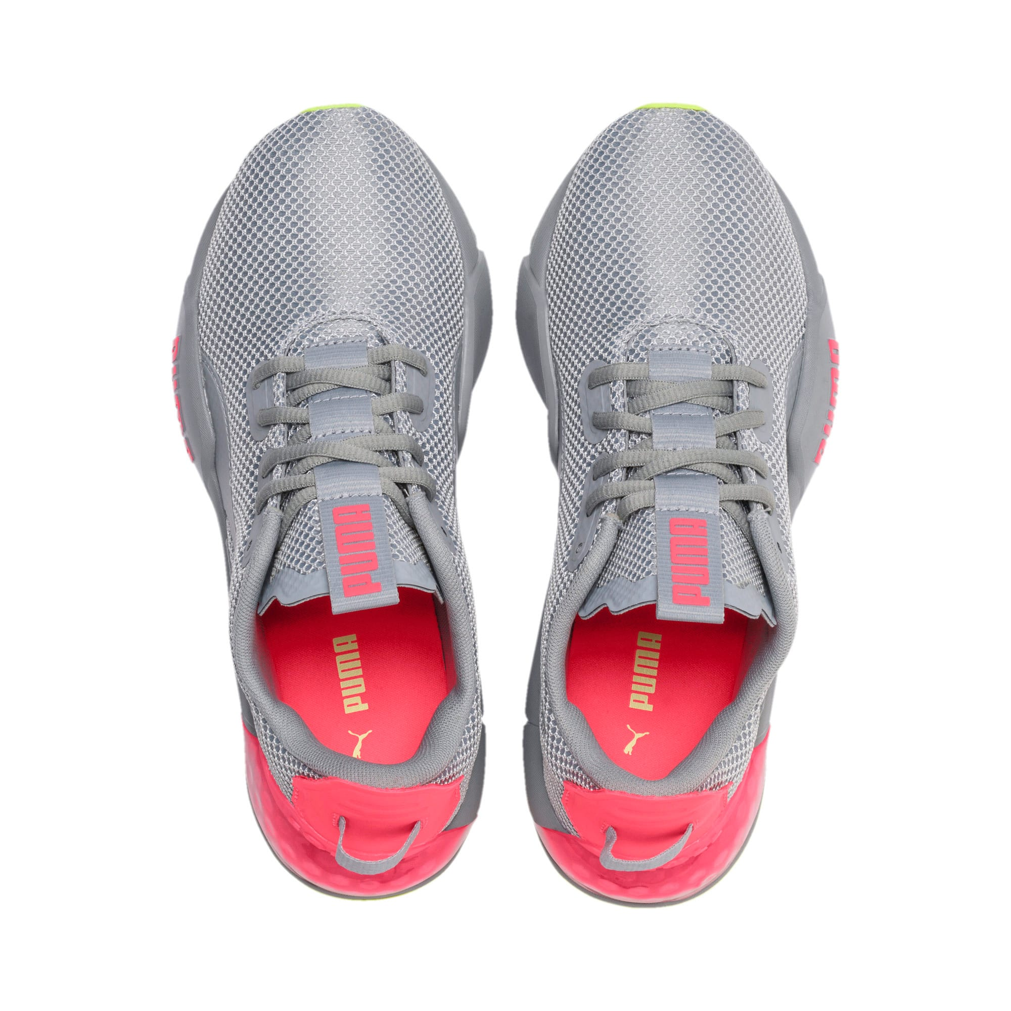Thumbnail 6 of CELL Phase Women's Trainers, Quarry-Pink Alert, medium-IND