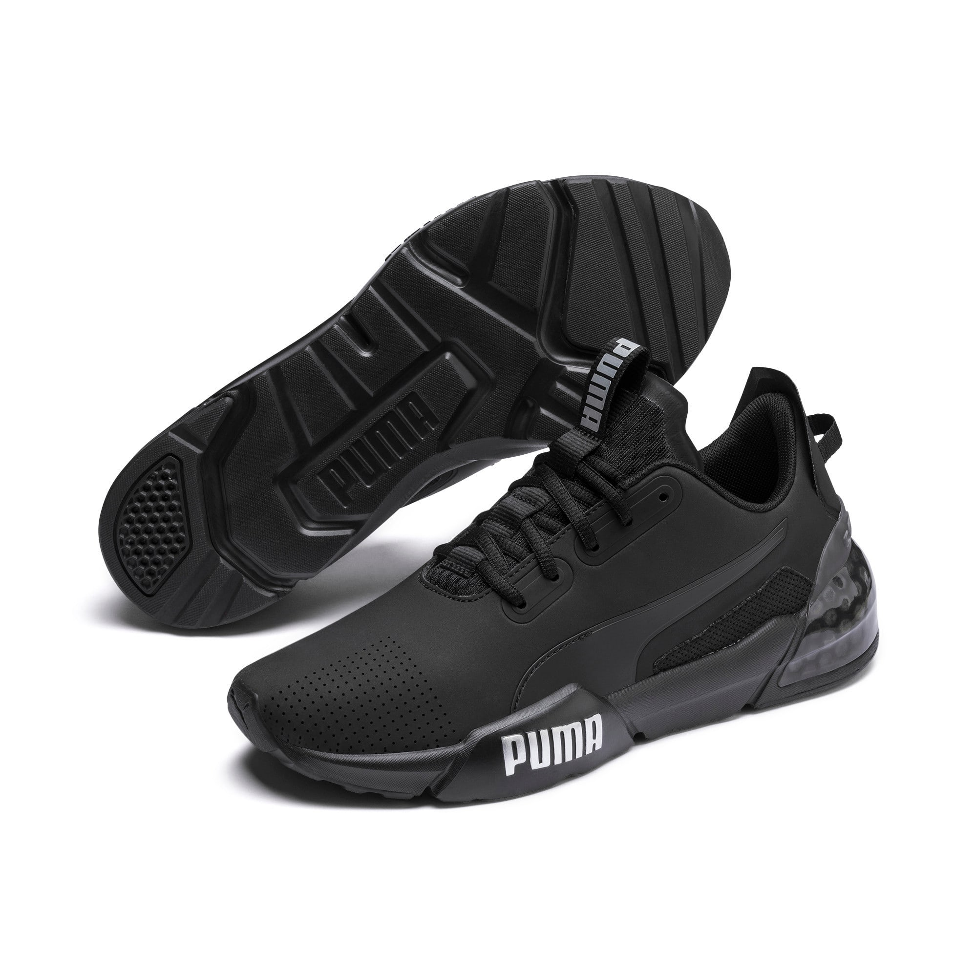 Thumbnail 2 of CELL Phase Men's Training Shoes, Puma Black-CASTLEROCK, medium