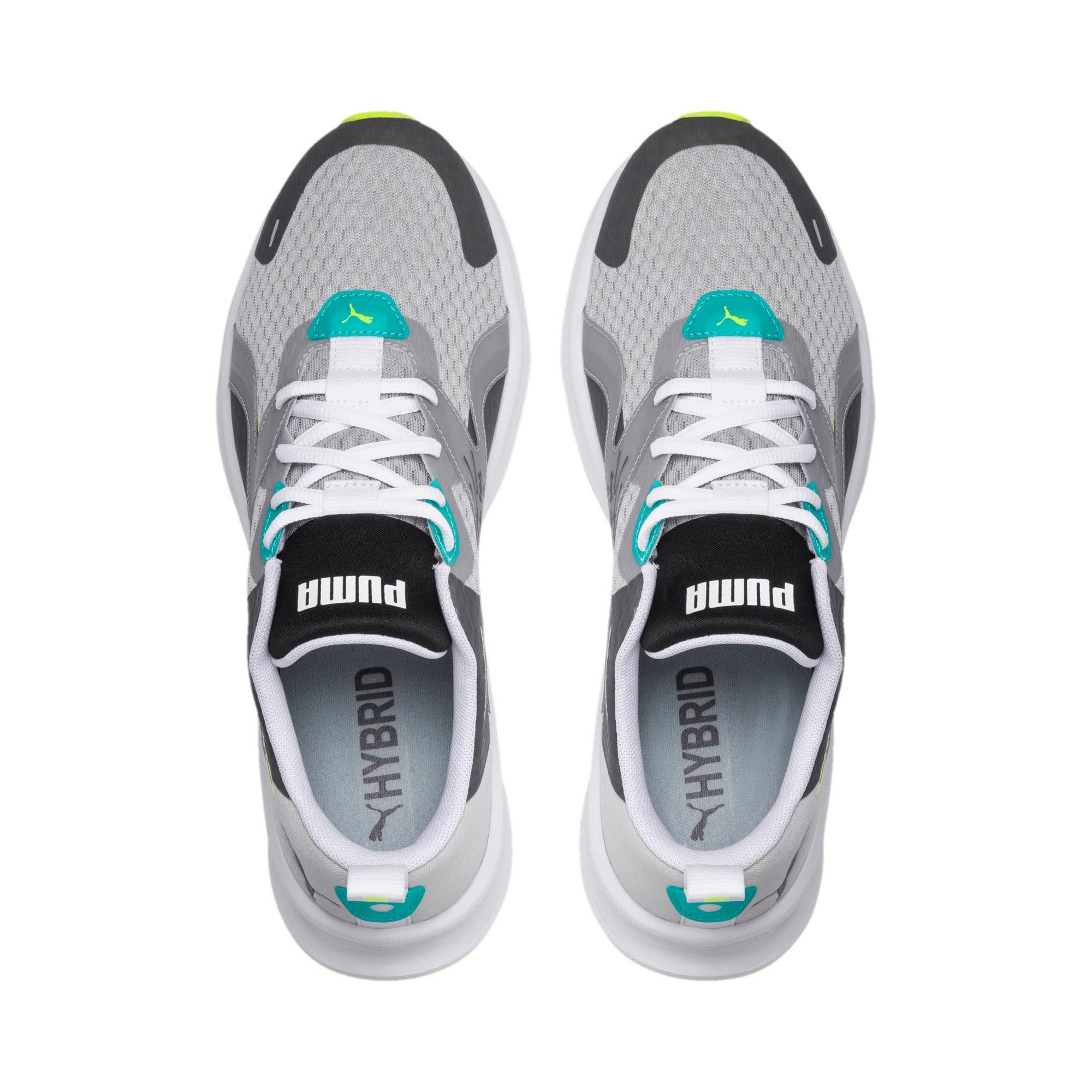 Thumbnail 6 of HYBRID Fuego Men's Running Shoes, High Rise-Blue Turquoise, medium