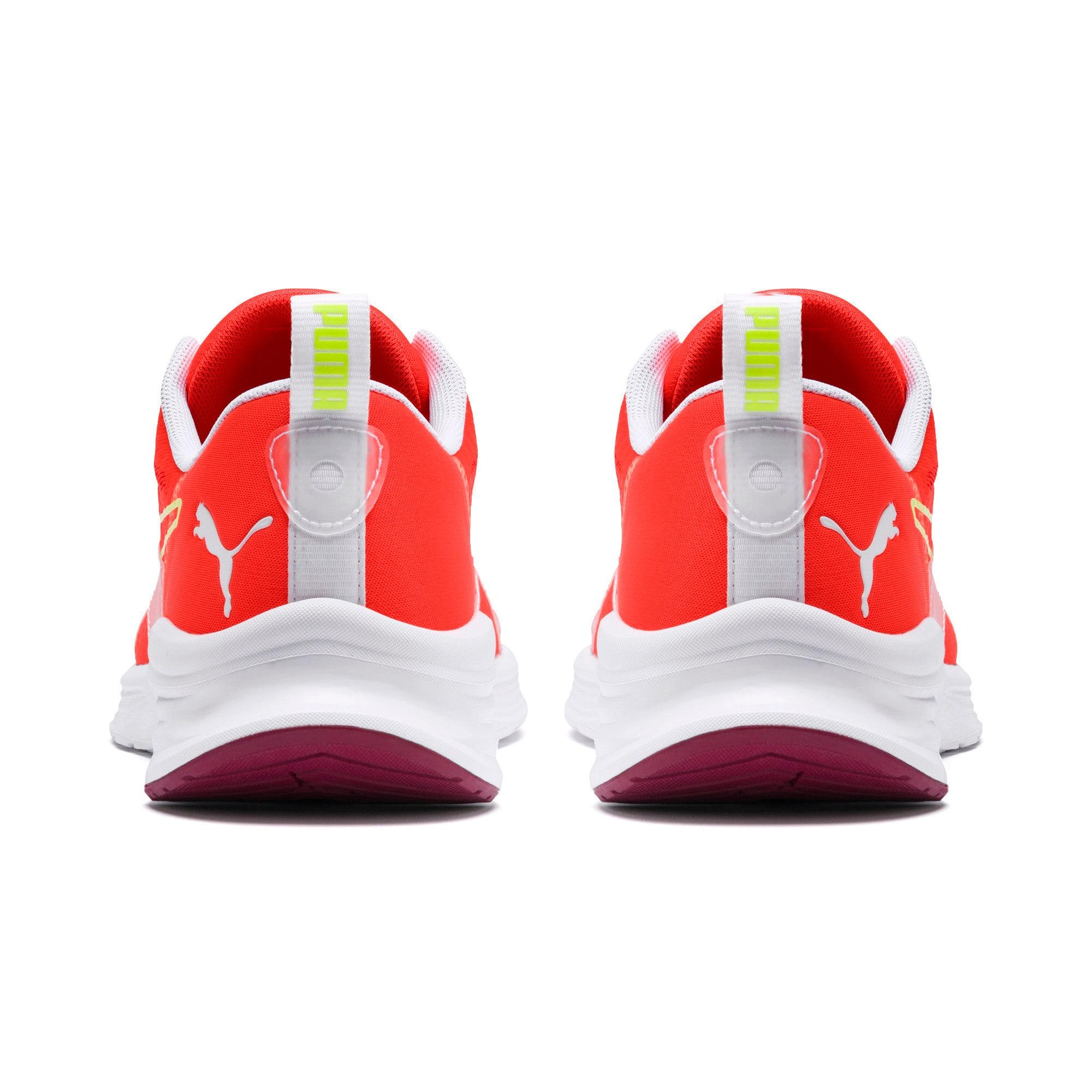 Imagen en miniatura 3 de Zapatillas de running de hombre HYBRID Fuego, Nrgy Red-Rhubarb, mediana