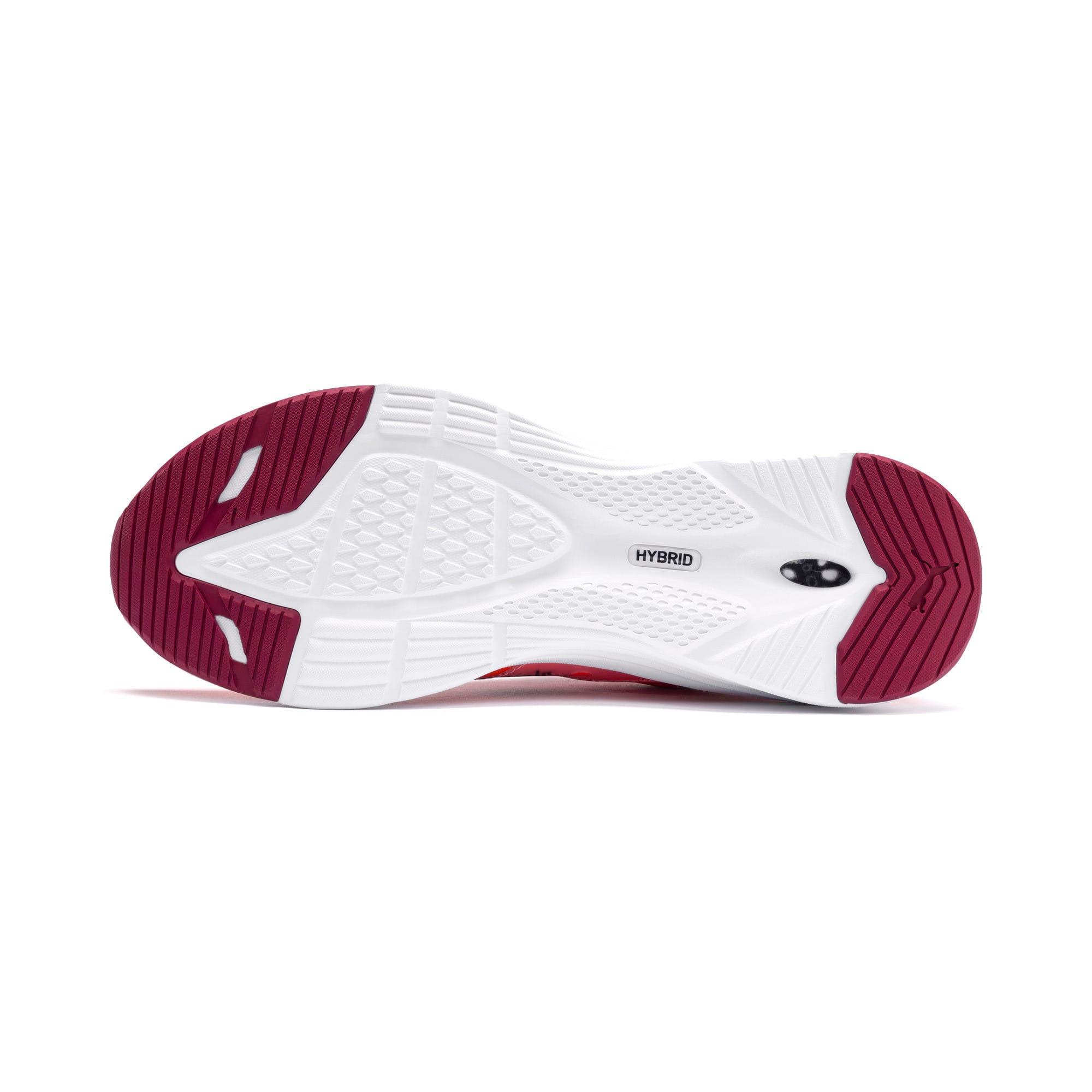 Thumbnail 4 of HYBRID Fuego Men's Running Shoes, Nrgy Red-Rhubarb, medium