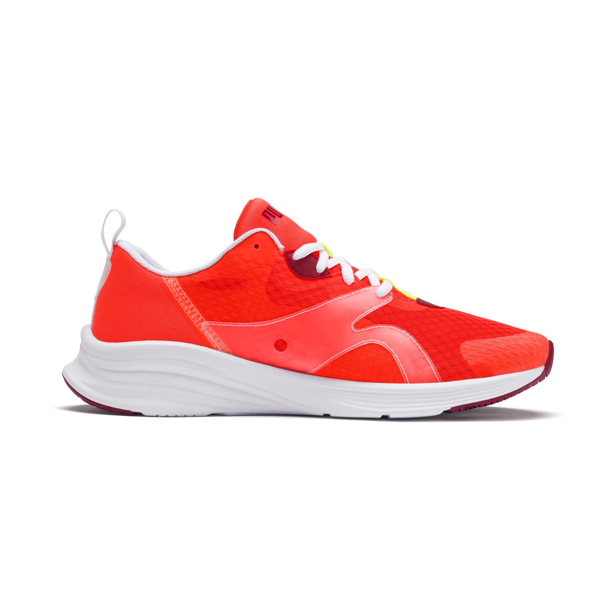 Thumbnail 5 of HYBRID Fuego Men's Running Shoes, Nrgy Red-Rhubarb, medium