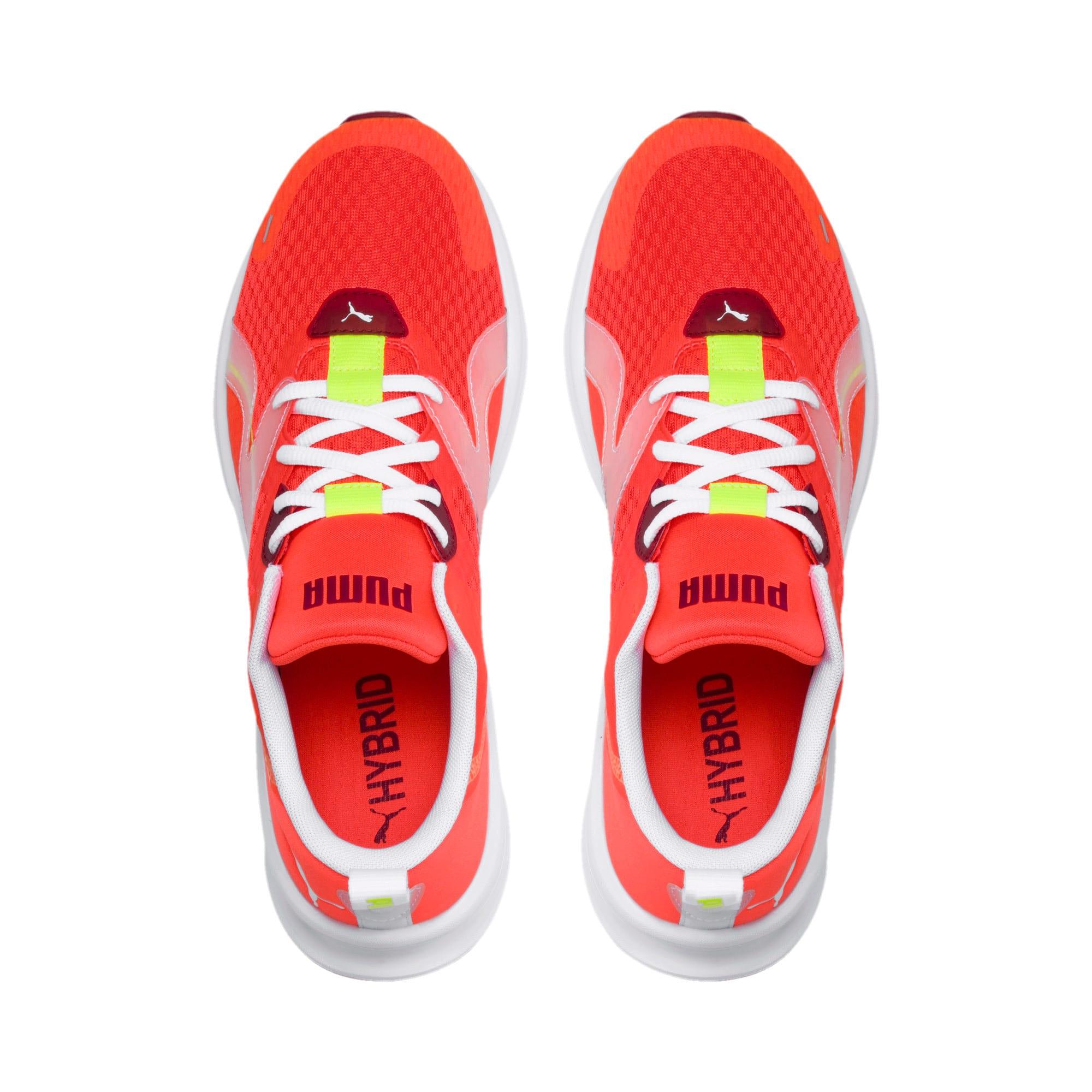 Thumbnail 6 of HYBRID Fuego Men's Running Shoes, Nrgy Red-Rhubarb, medium