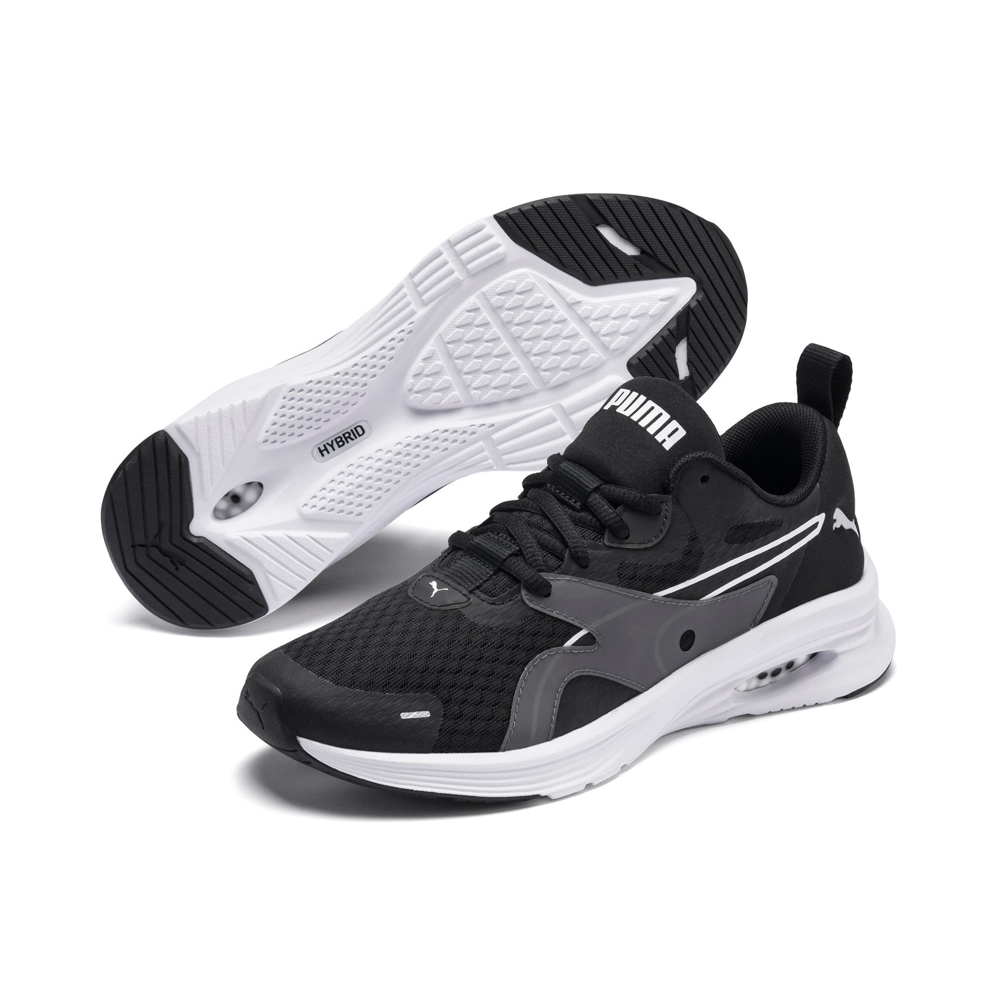 Thumbnail 2 of Damskie buty do biegania HYBRID Fuego, Puma Black-Puma White, medium