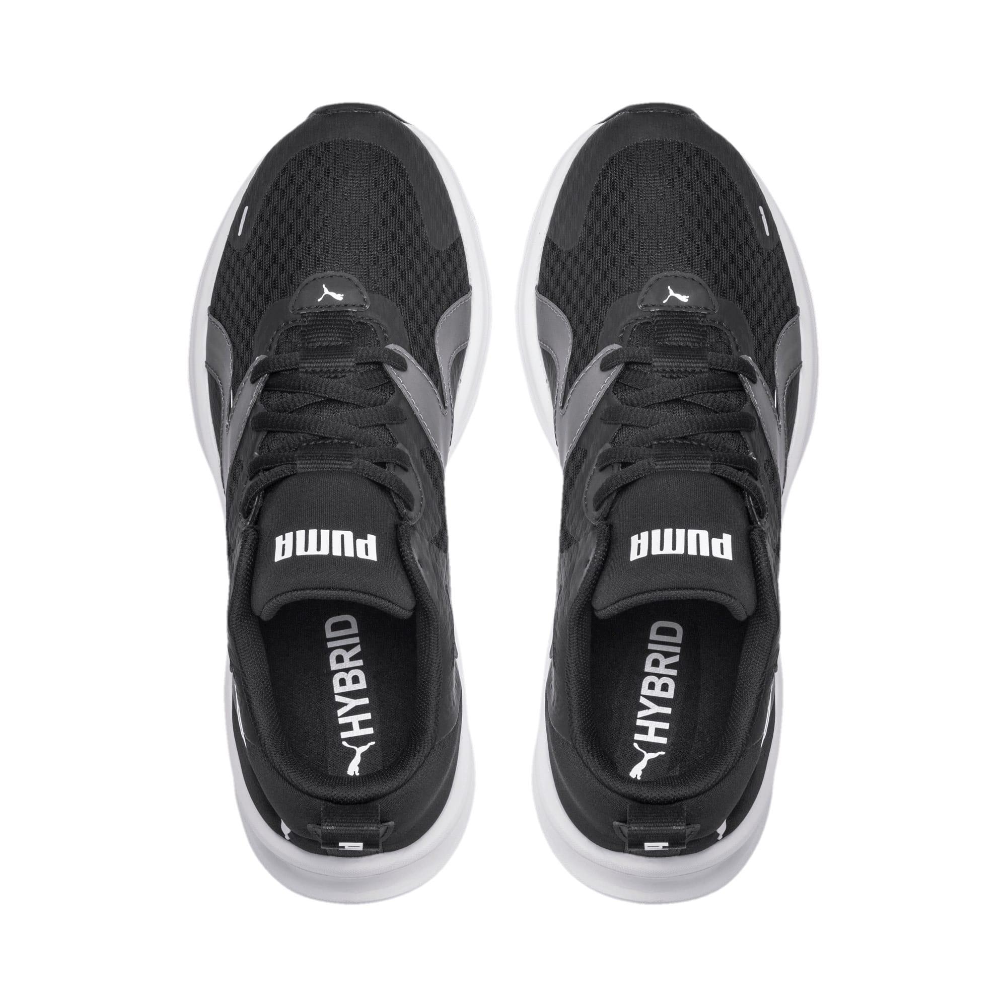 Thumbnail 6 of Damskie buty do biegania HYBRID Fuego, Puma Black-Puma White, medium
