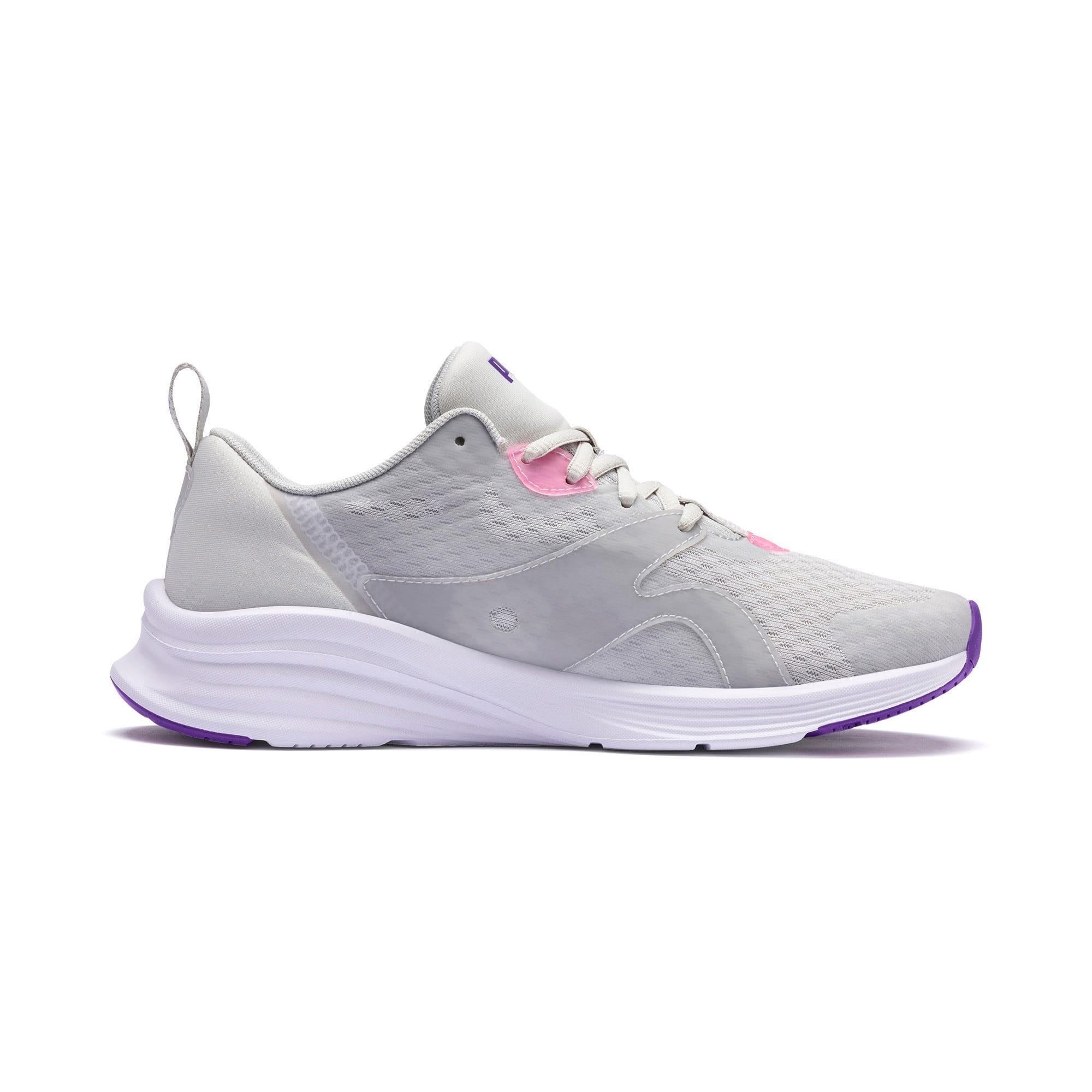 Thumbnail 5 of HYBRID Fuego Women's Running Shoes, Glacier Gray-Purple Glimmer, medium