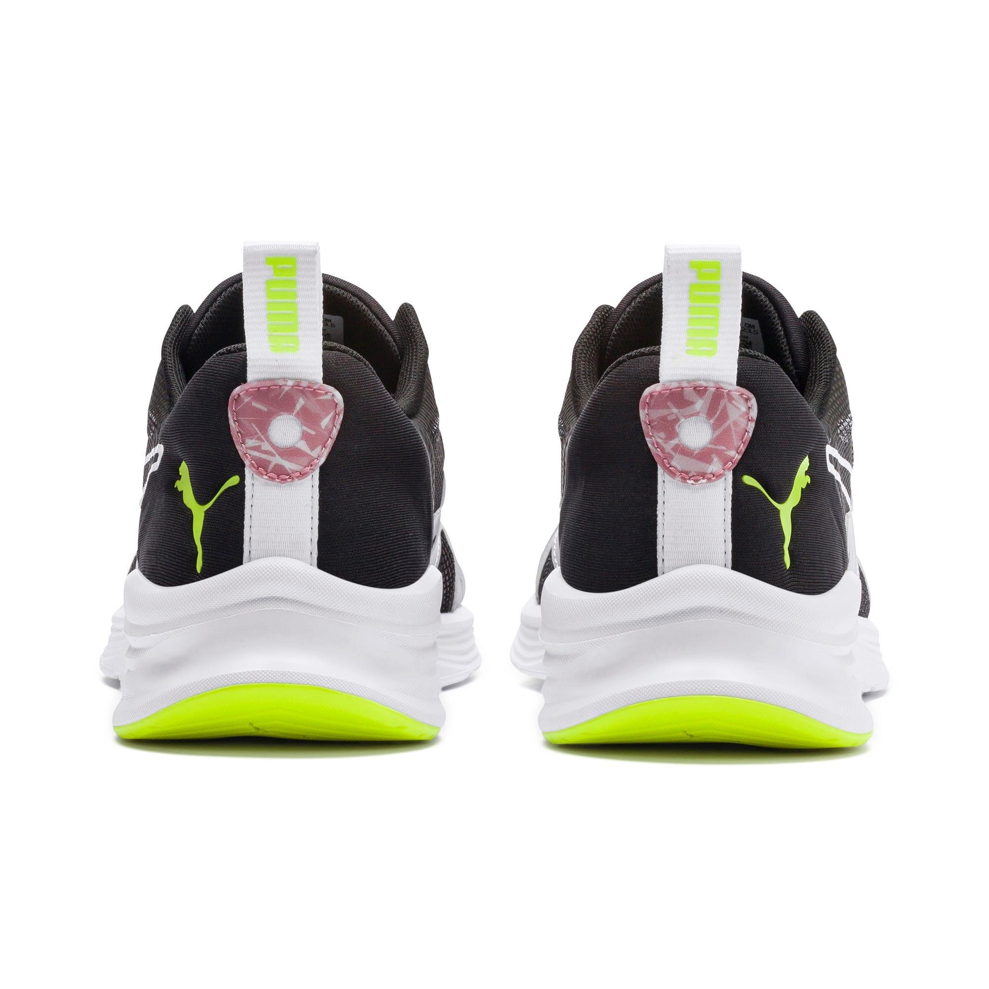Thumbnail 5 of HYBRID Fuego Shift Women's Running Shoes, Puma Black-Bridal Rose, medium