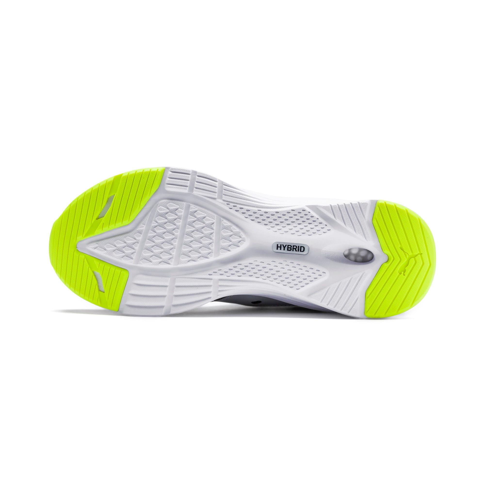 Thumbnail 7 of HYBRID Fuego Shift Women's Running Shoes, Puma Black-Bridal Rose, medium-IND