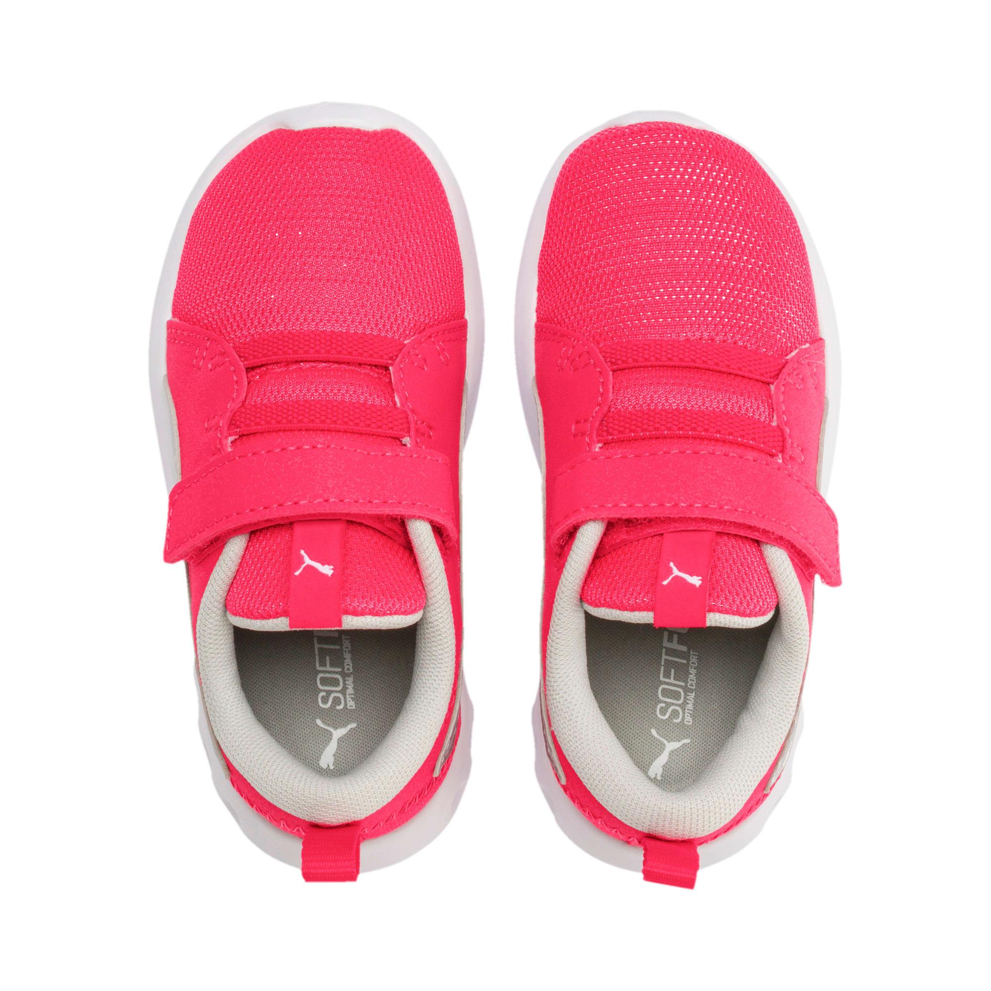 Thumbnail 6 of Carson 2 Glitz Toddler Shoes, Nrgy Rose-Silver, medium