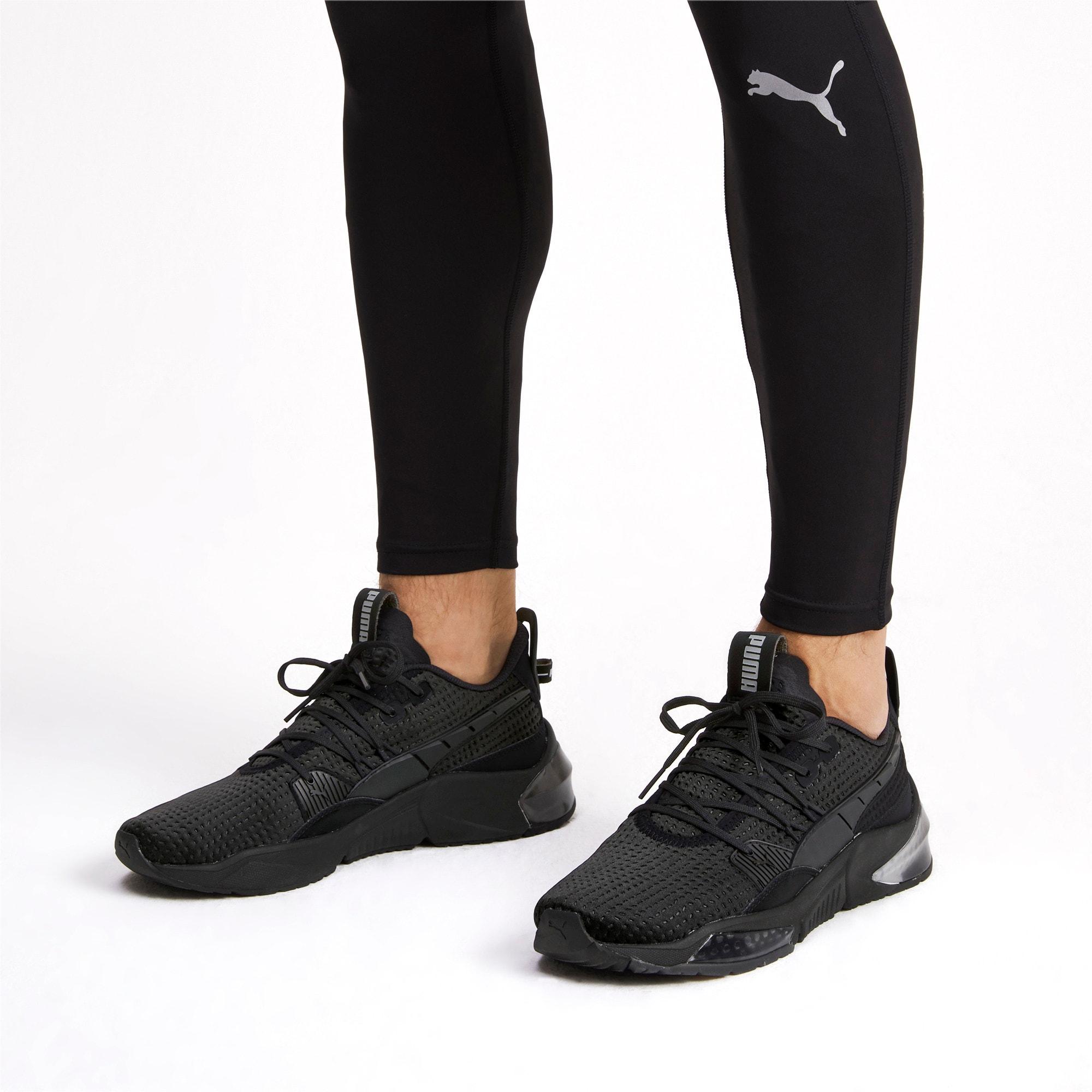 Thumbnail 3 of LQDCELL Optic Flight Suit Men's Running Shoes, Puma Black, medium-IND