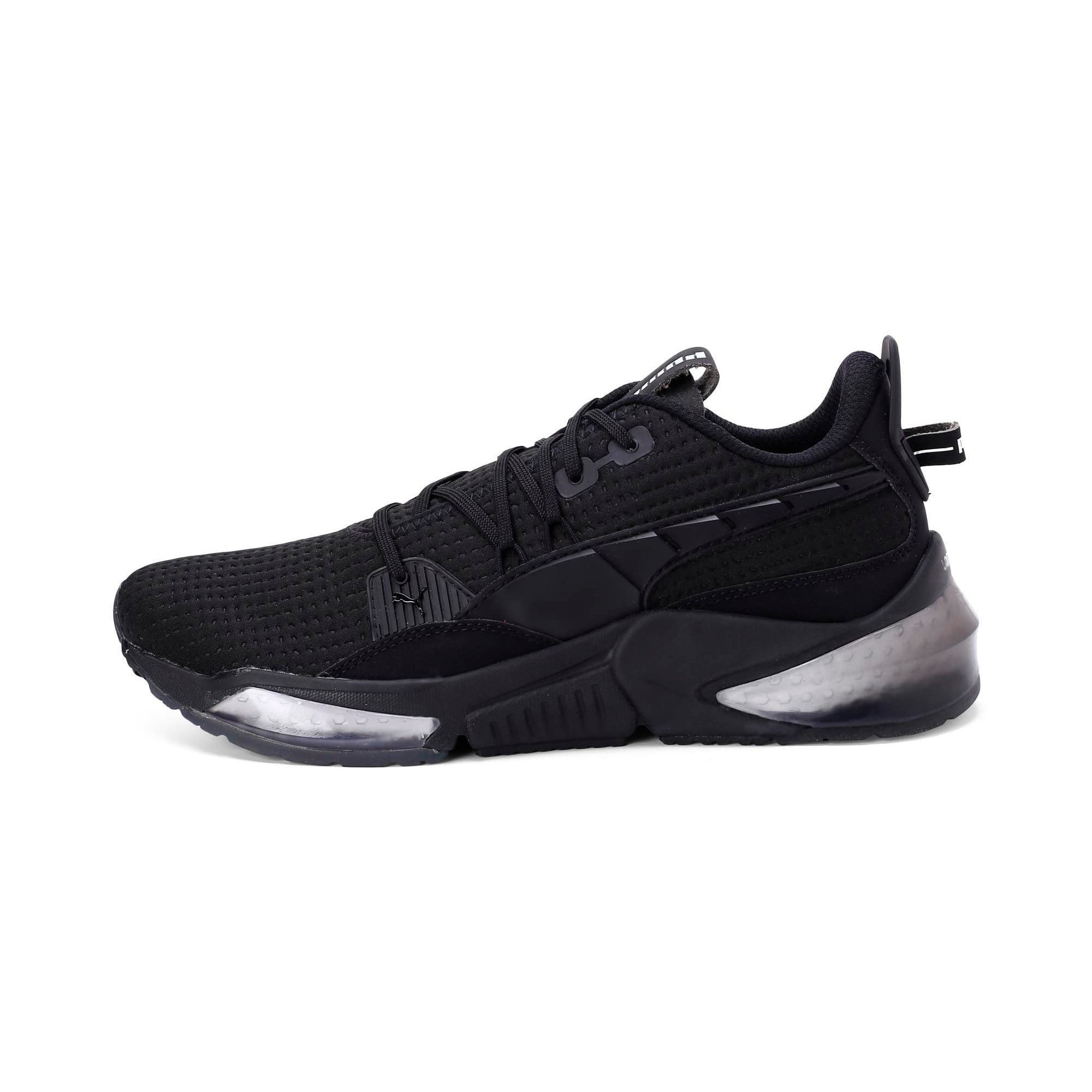 Thumbnail 1 of LQDCELL Optic Flight Suit Men's Running Shoes, Puma Black, medium-IND