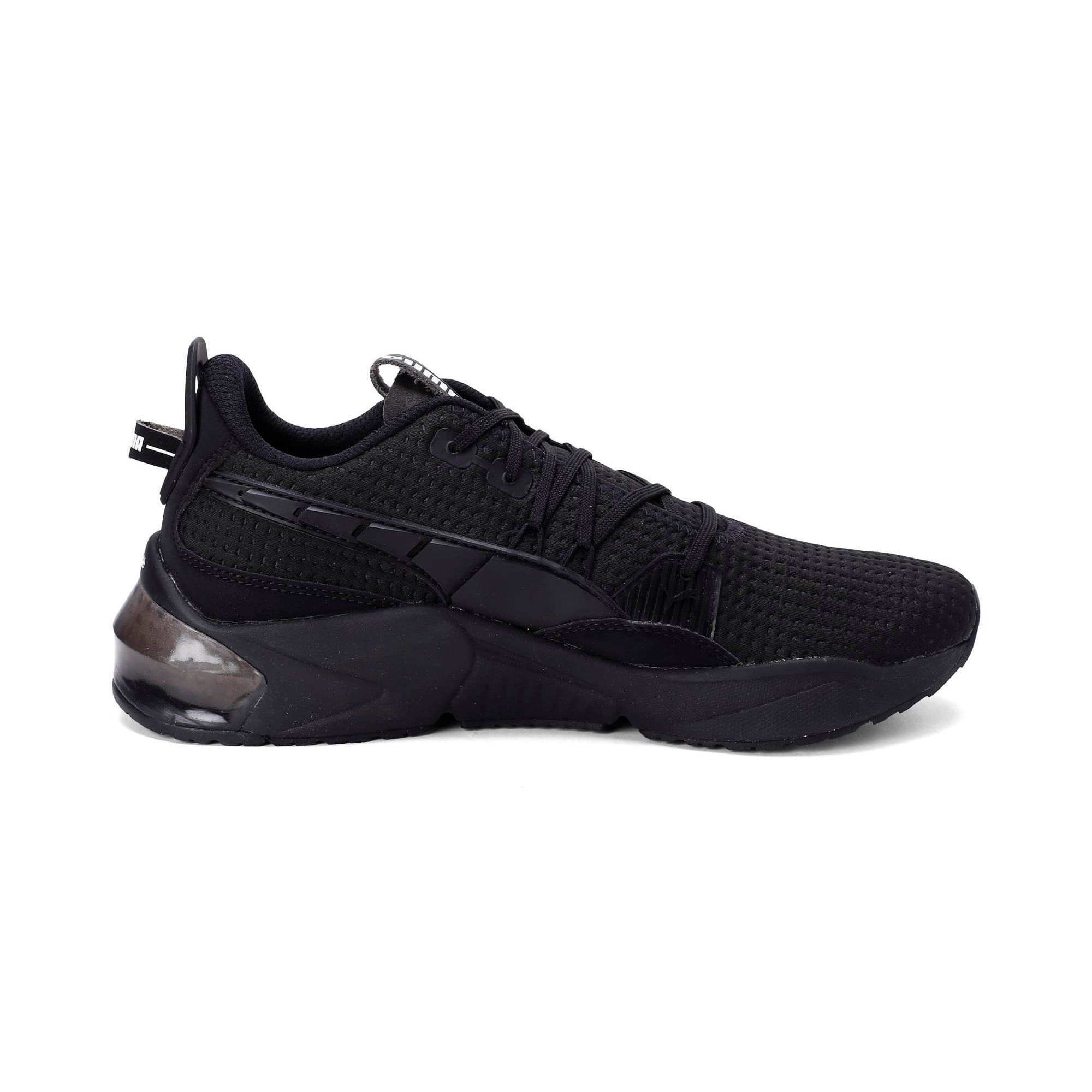 Thumbnail 7 of LQDCELL Optic Flight Suit Men's Running Shoes, Puma Black, medium-IND