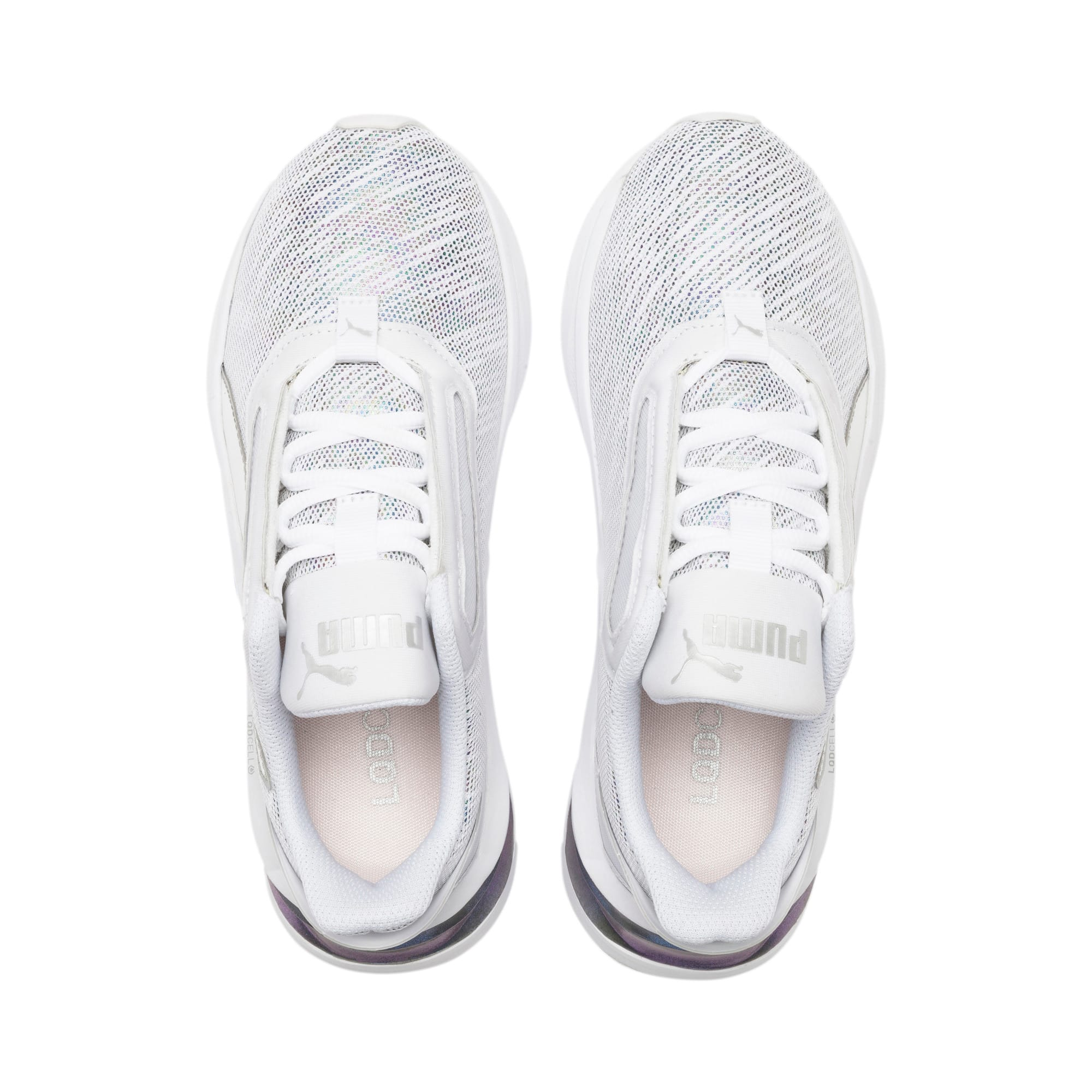 Thumbnail 6 of LQDCELL Shatter XT Luster Women's Trainers, Puma White-Puma White, medium