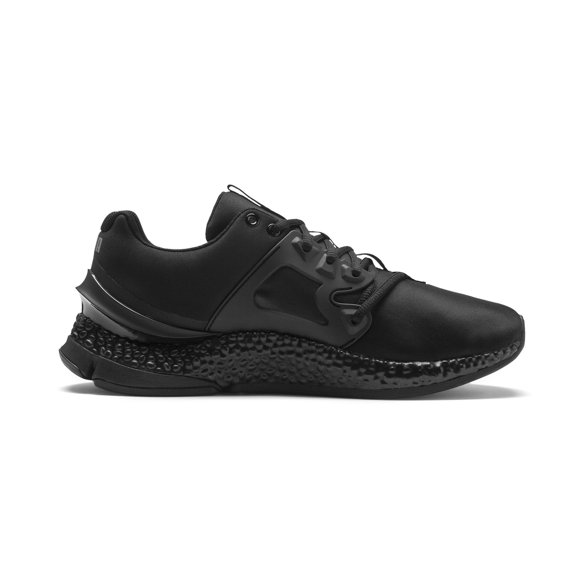 Thumbnail 6 of HYBRID Sky Rave Men's Running Shoes, Puma Black-Puma Aged Silver, medium