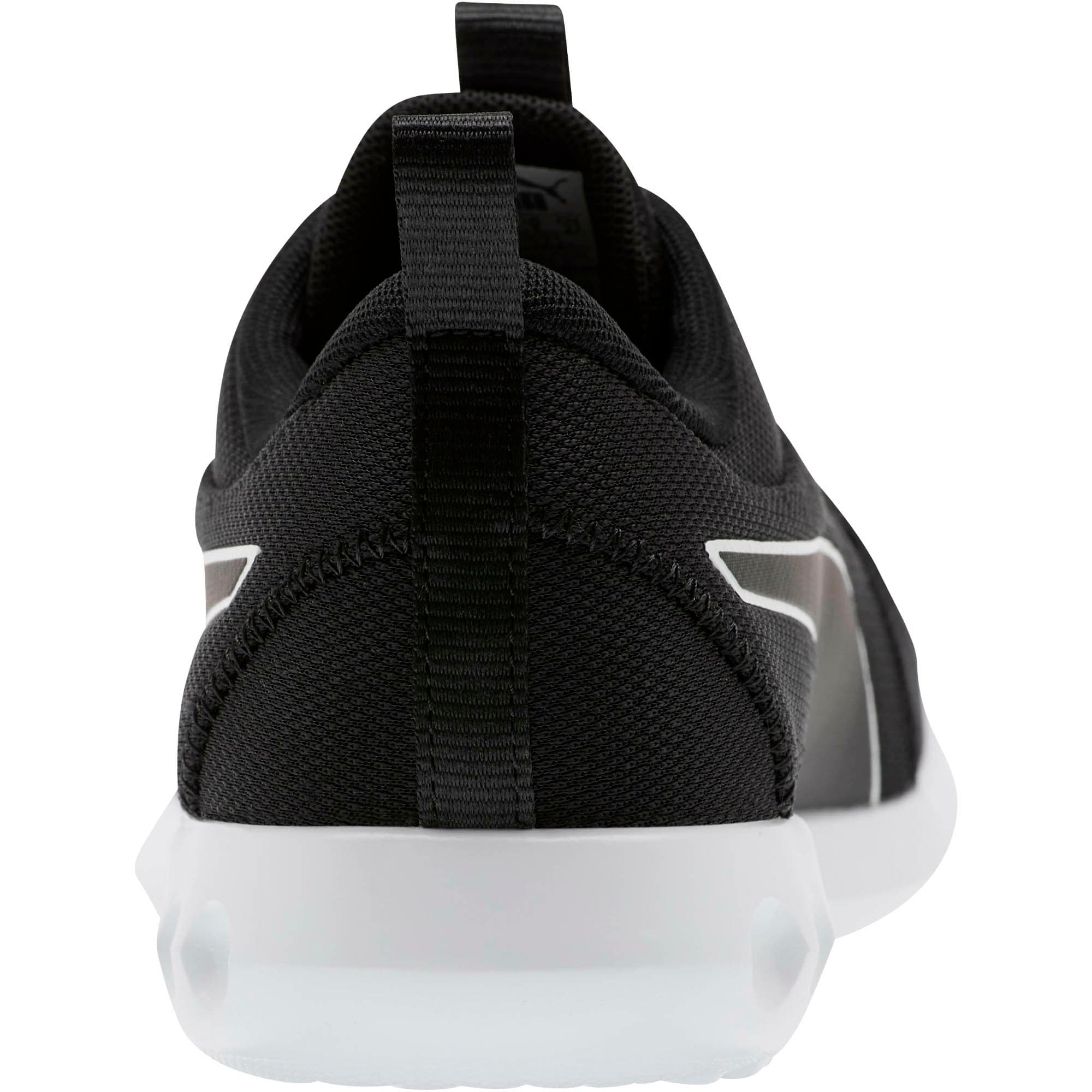 Thumbnail 3 of Carson 2 Cosmo Men's Running Shoes, Puma Black-Puma White, medium