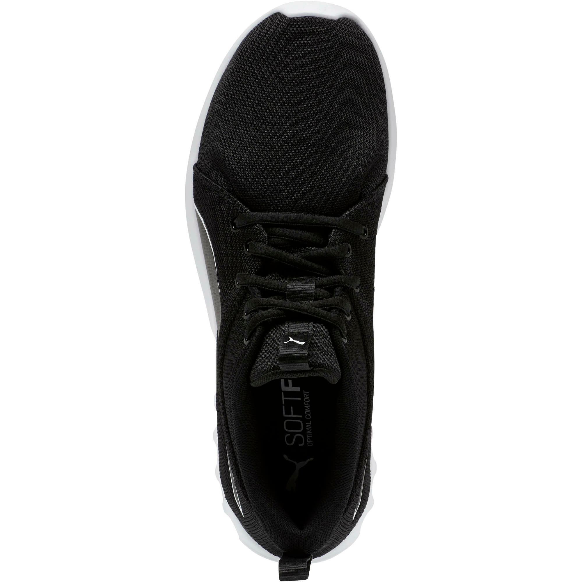 Thumbnail 5 of Carson 2 Cosmo Men's Running Shoes, Puma Black-Puma White, medium