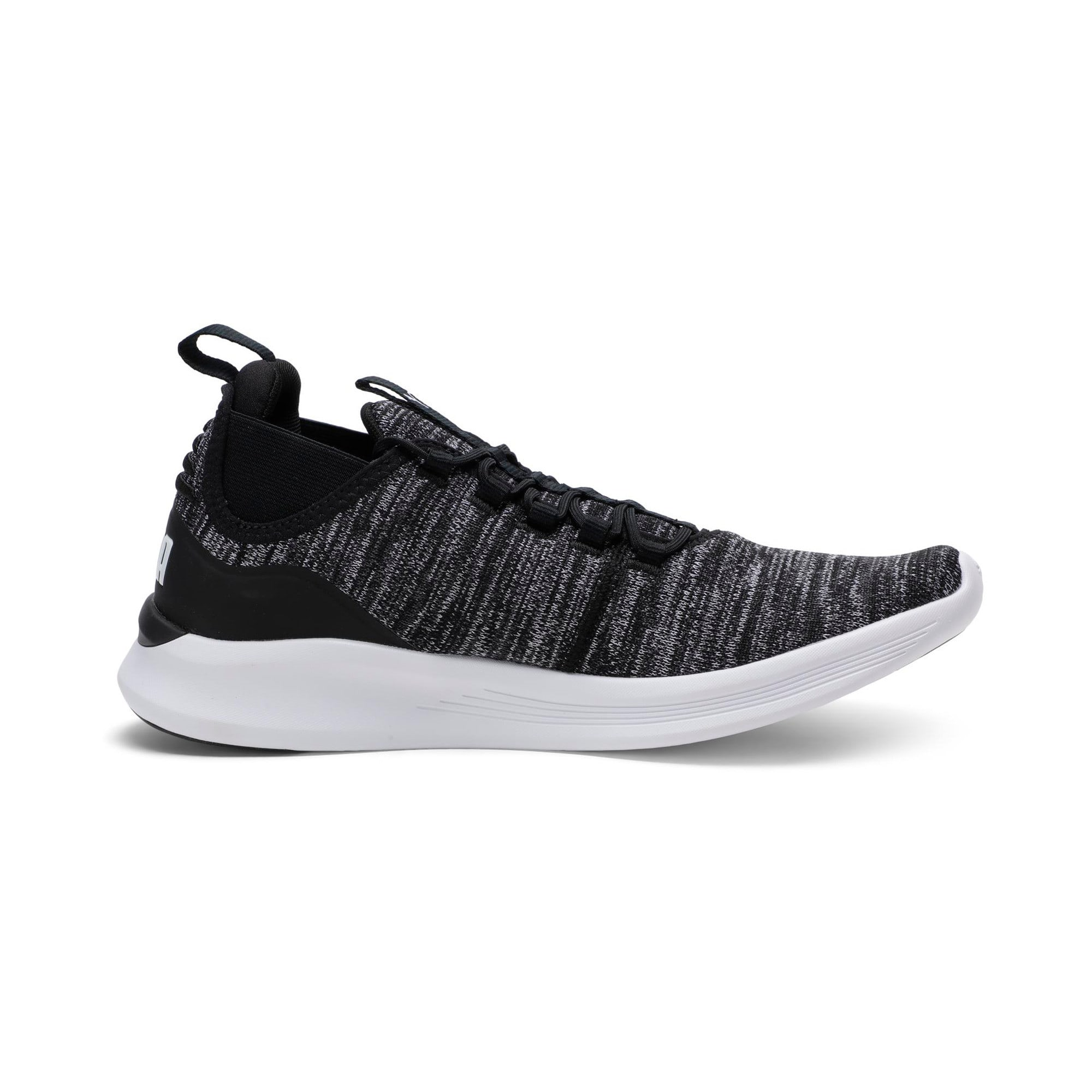 Thumbnail 5 of Flash Daunt Men's Running Shoes, Puma Black-Asphalt- White, medium-IND