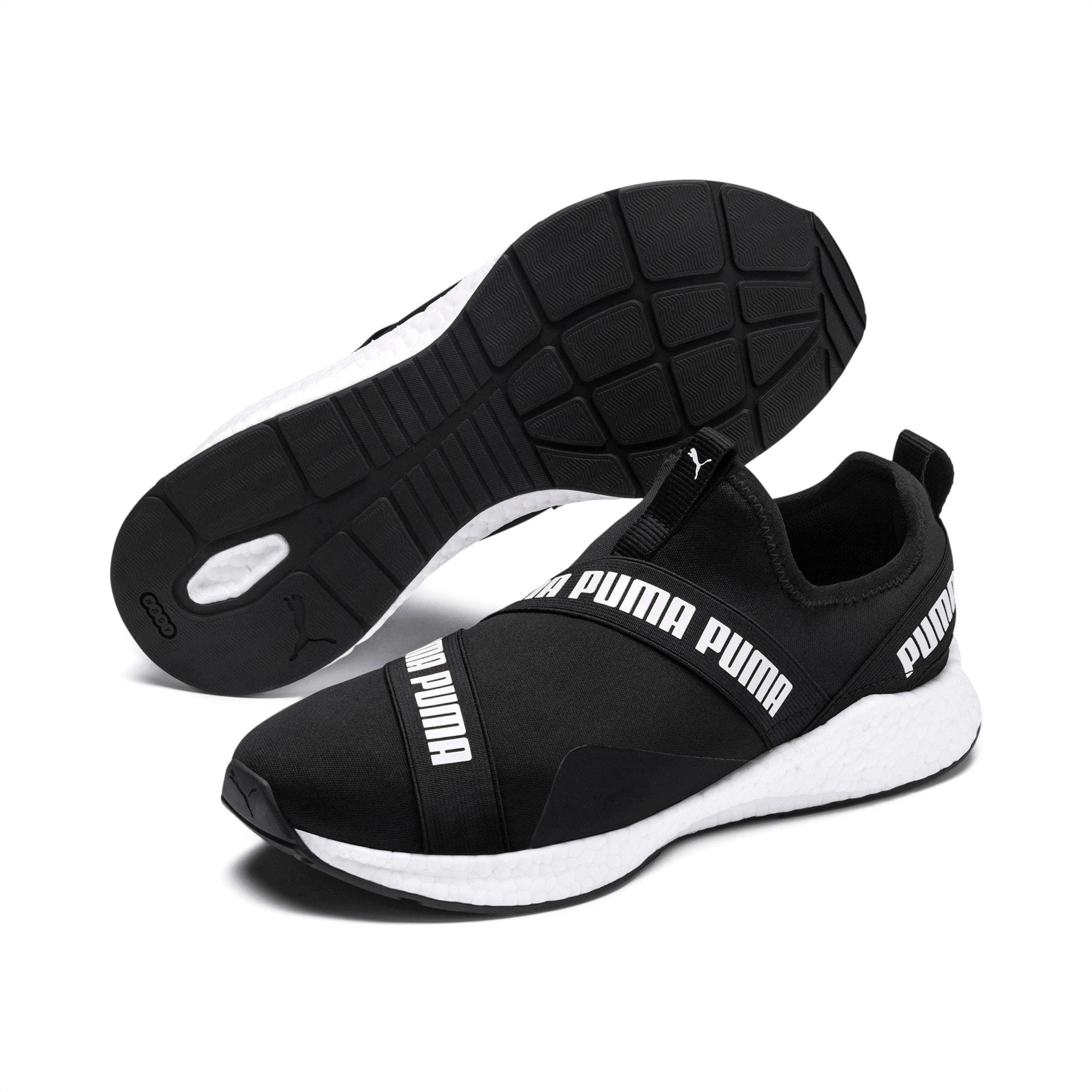 NRGY Star Men's Slip-On Running Shoes