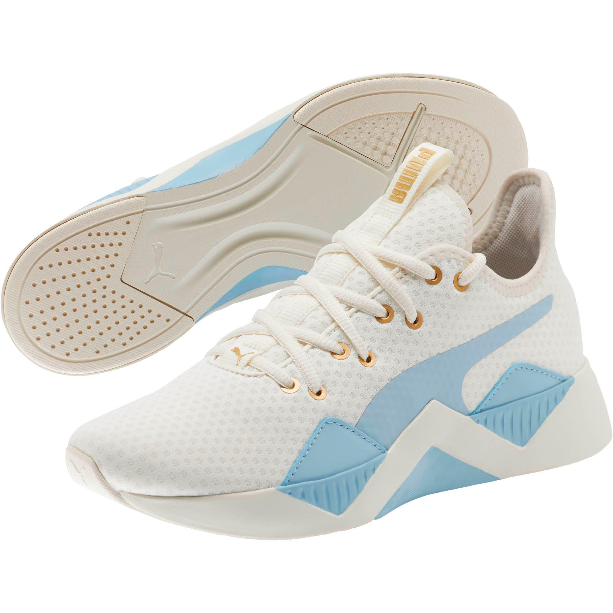 Thumbnail 2 of Incite Sweet Women's Training Shoes, Whisper White-Light Sky, medium