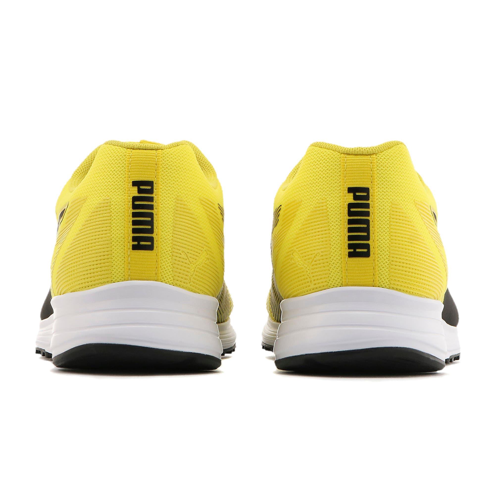 Thumbnail 3 of スピード ライト 2 ランニング, Blazing Yellow-Puma Black, medium-JPN