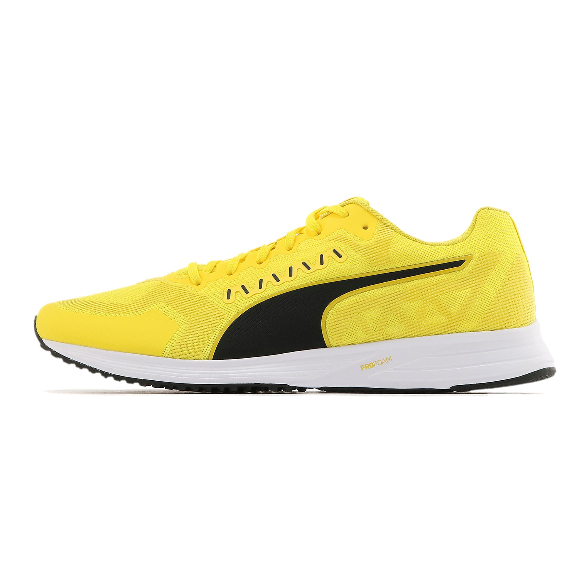 Thumbnail 1 of スピード ライト 2 ランニング, Blazing Yellow-Puma Black, medium-JPN