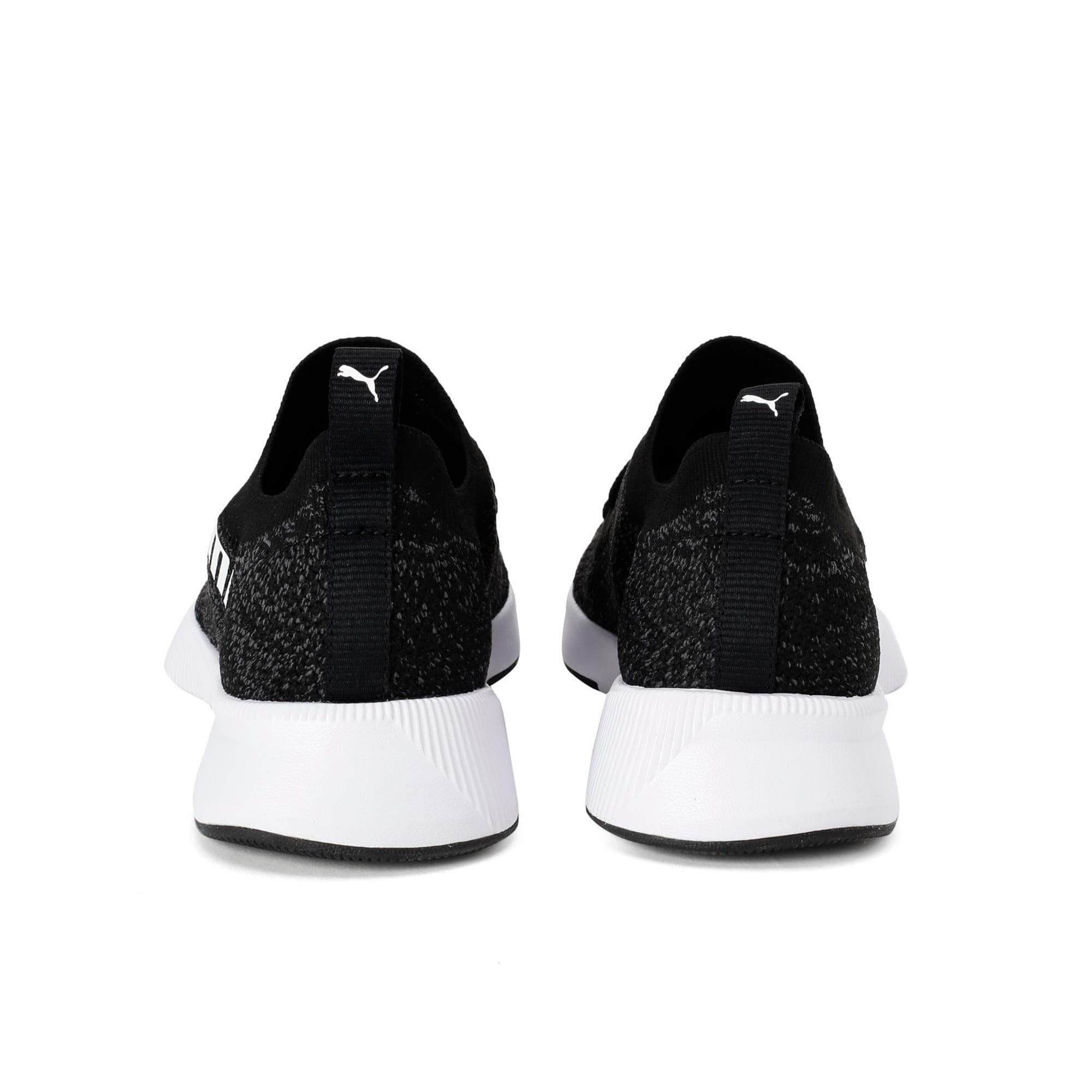 Thumbnail 2 of Flyer Women's Running Shoes, Puma Blk-Asphalt-Puma Wht, medium-IND