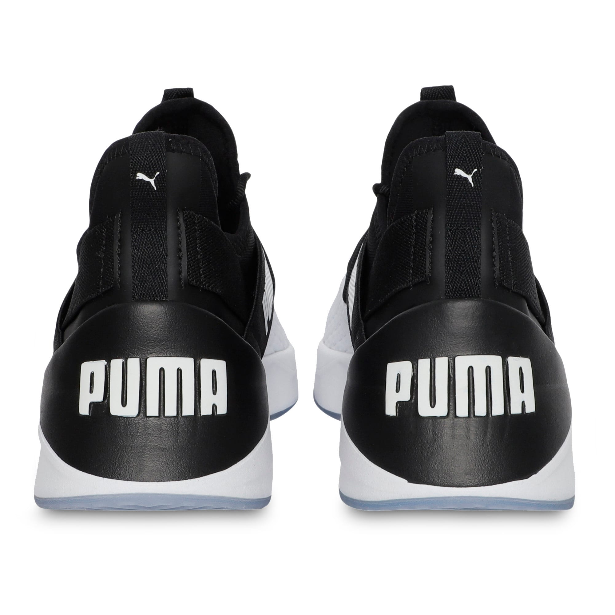 Thumbnail 3 of Jaab XT one8 Men's Training Shoes, Puma White-Puma Black, medium-IND