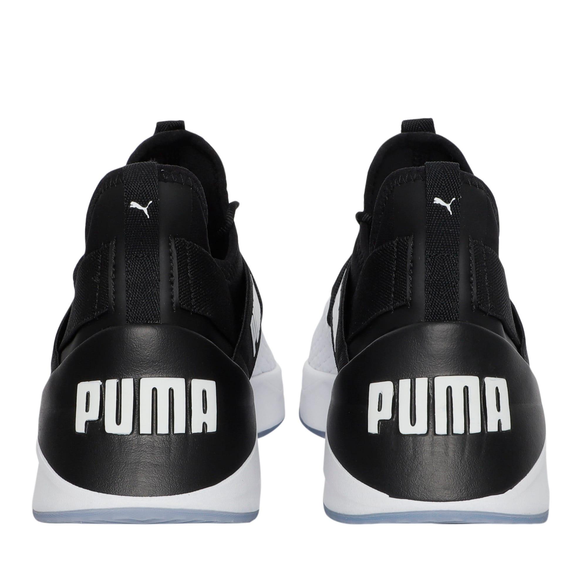 Thumbnail 6 of Jaab XT one8 Men's Training Shoes, Puma White-Puma Black, medium-IND