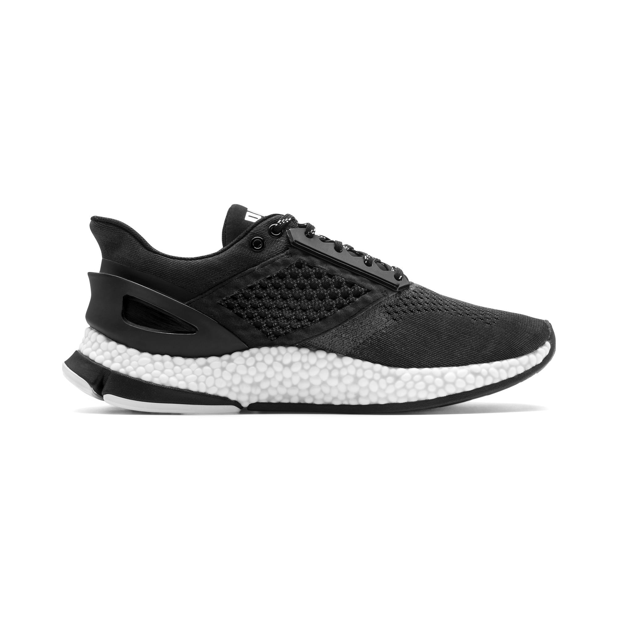 Thumbnail 7 of HYBRID NETFIT Astro Men's Running Shoes, Puma Black-Puma White, medium