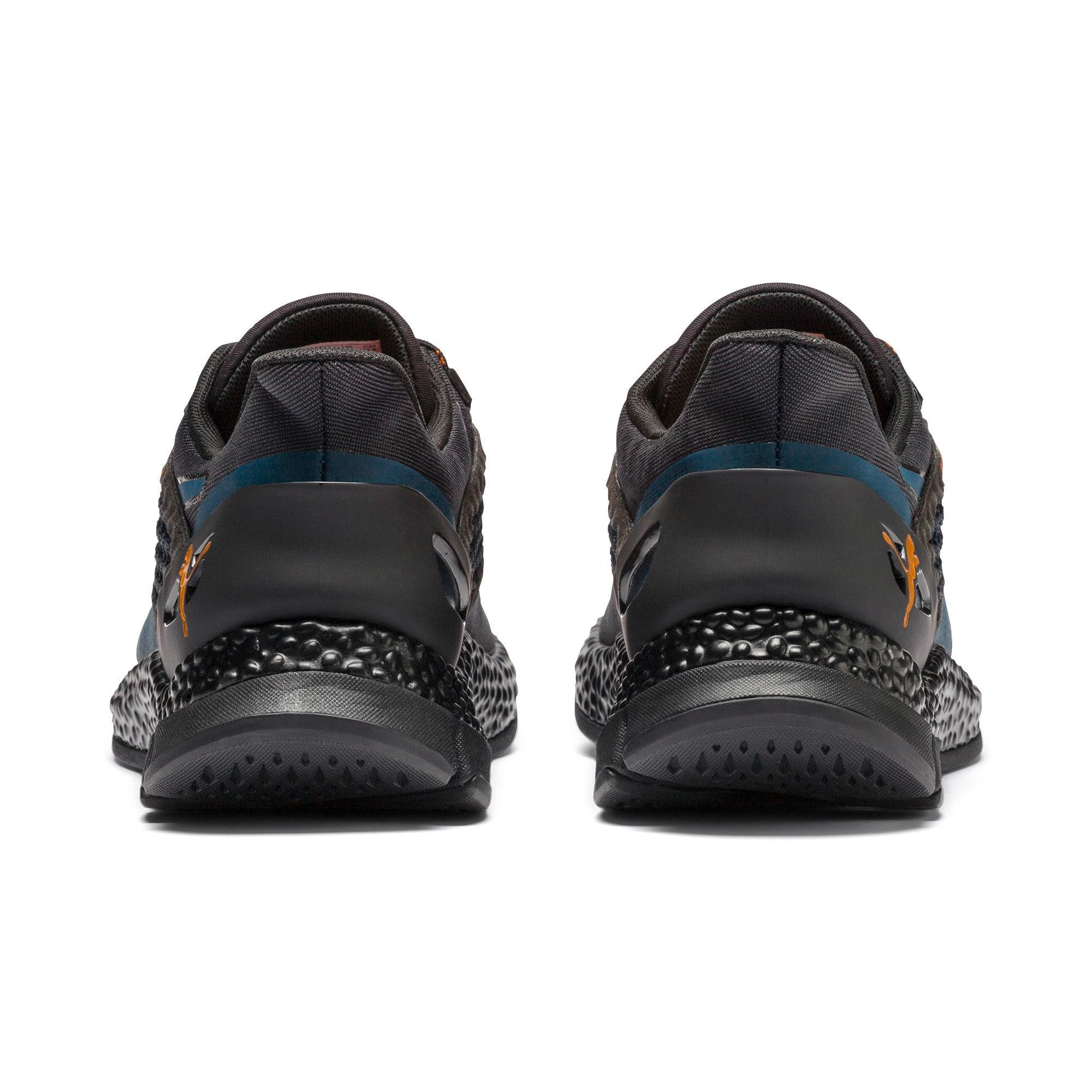 Imagen en miniatura 4 de Zapatillas de running de hombre HYBRID NETFIT Astro, Gibraltar Sea-Puma Black, mediana