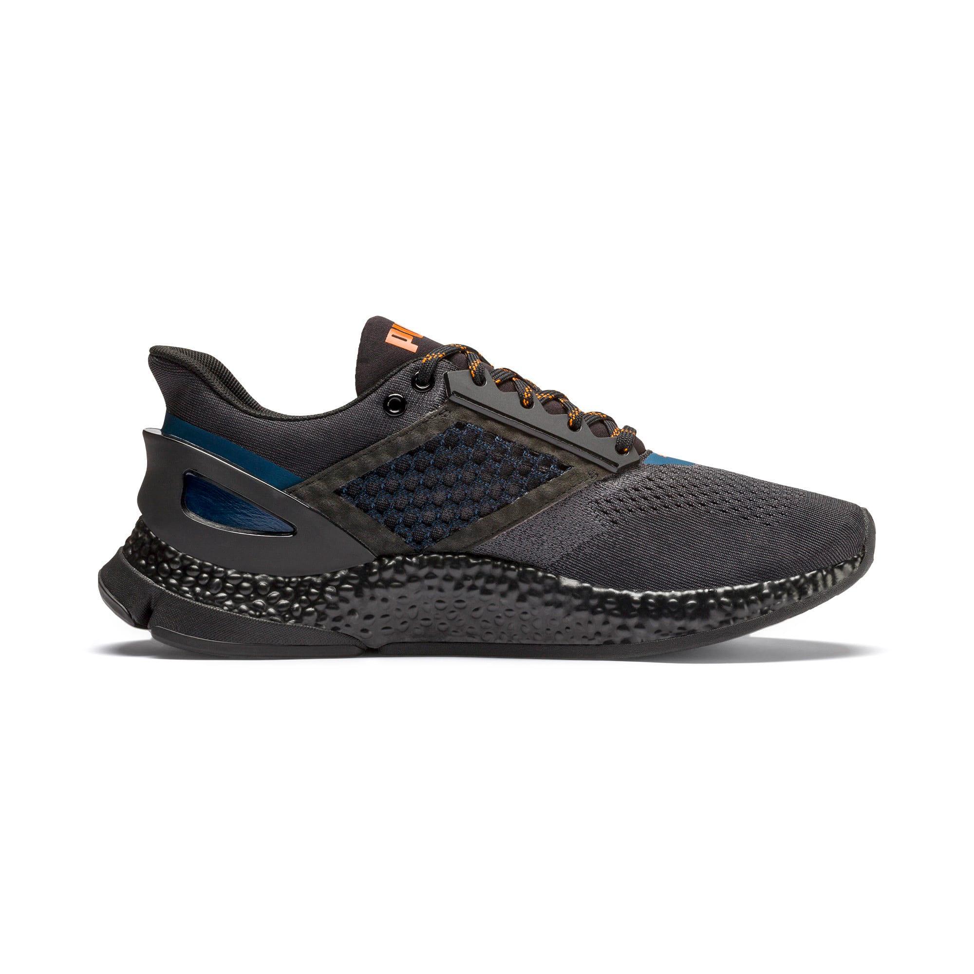 Imagen en miniatura 7 de Zapatillas de running de hombre HYBRID NETFIT Astro, Gibraltar Sea-Puma Black, mediana