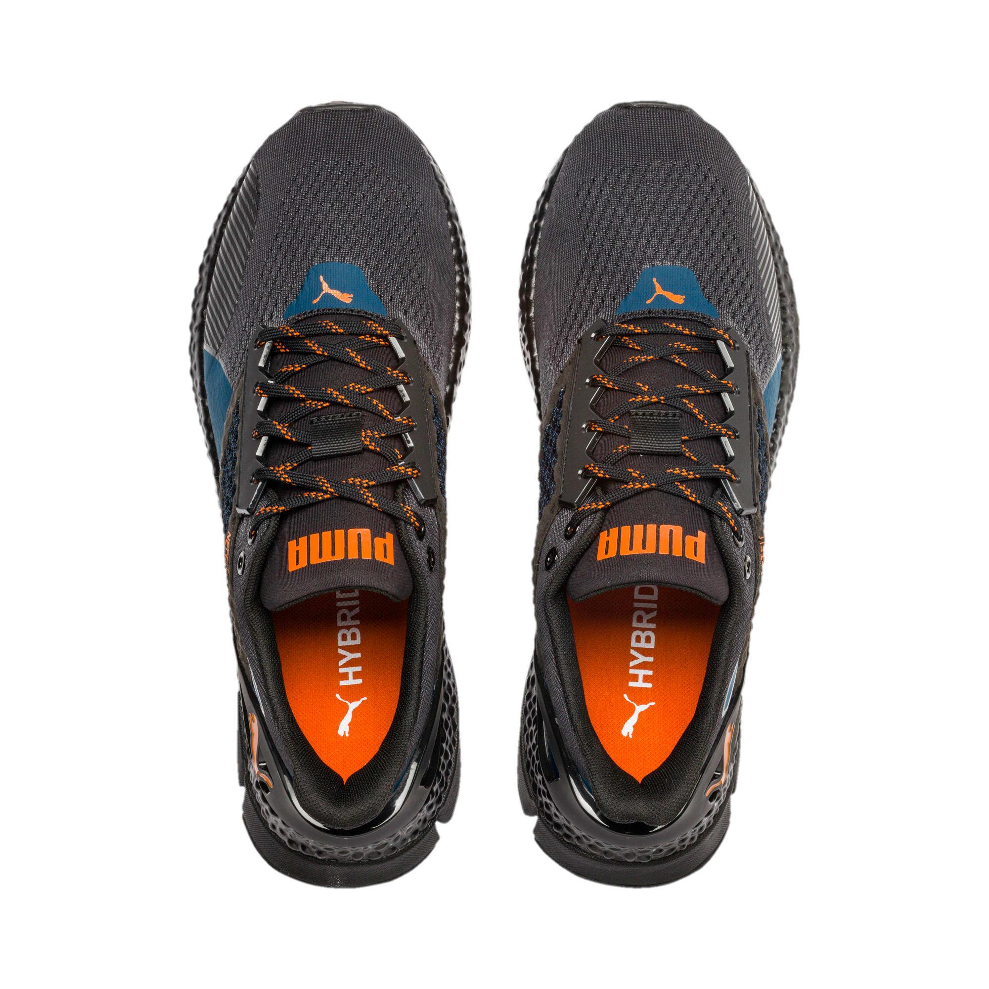 Imagen en miniatura 8 de Zapatillas de running de hombre HYBRID NETFIT Astro, Gibraltar Sea-Puma Black, mediana