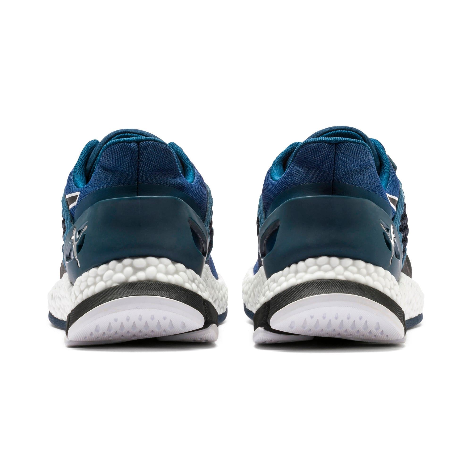 Thumbnail 5 of HYBRID Astro Men's Running Shoes, Black-Gibraltr Sea-Jaffa Org, medium