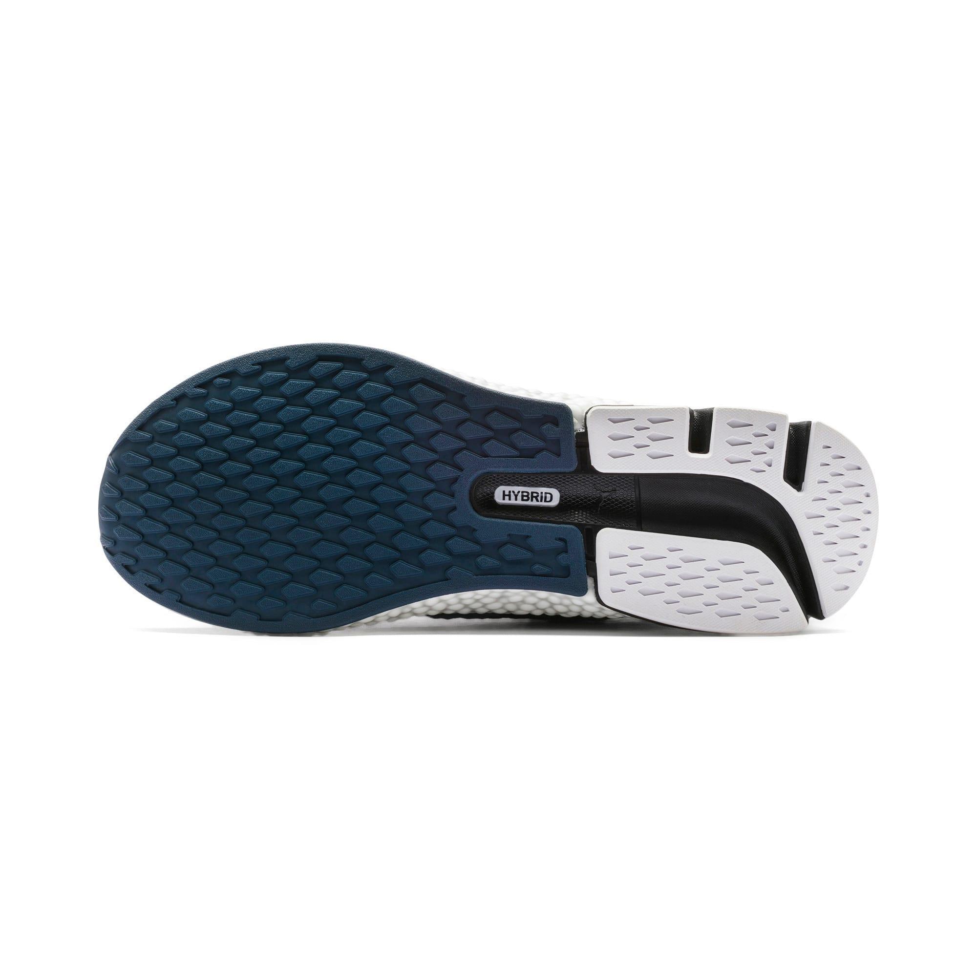 Thumbnail 4 of HYBRID Astro Men's Running Shoes, Black-Gibraltr Sea-Jaffa Org, medium